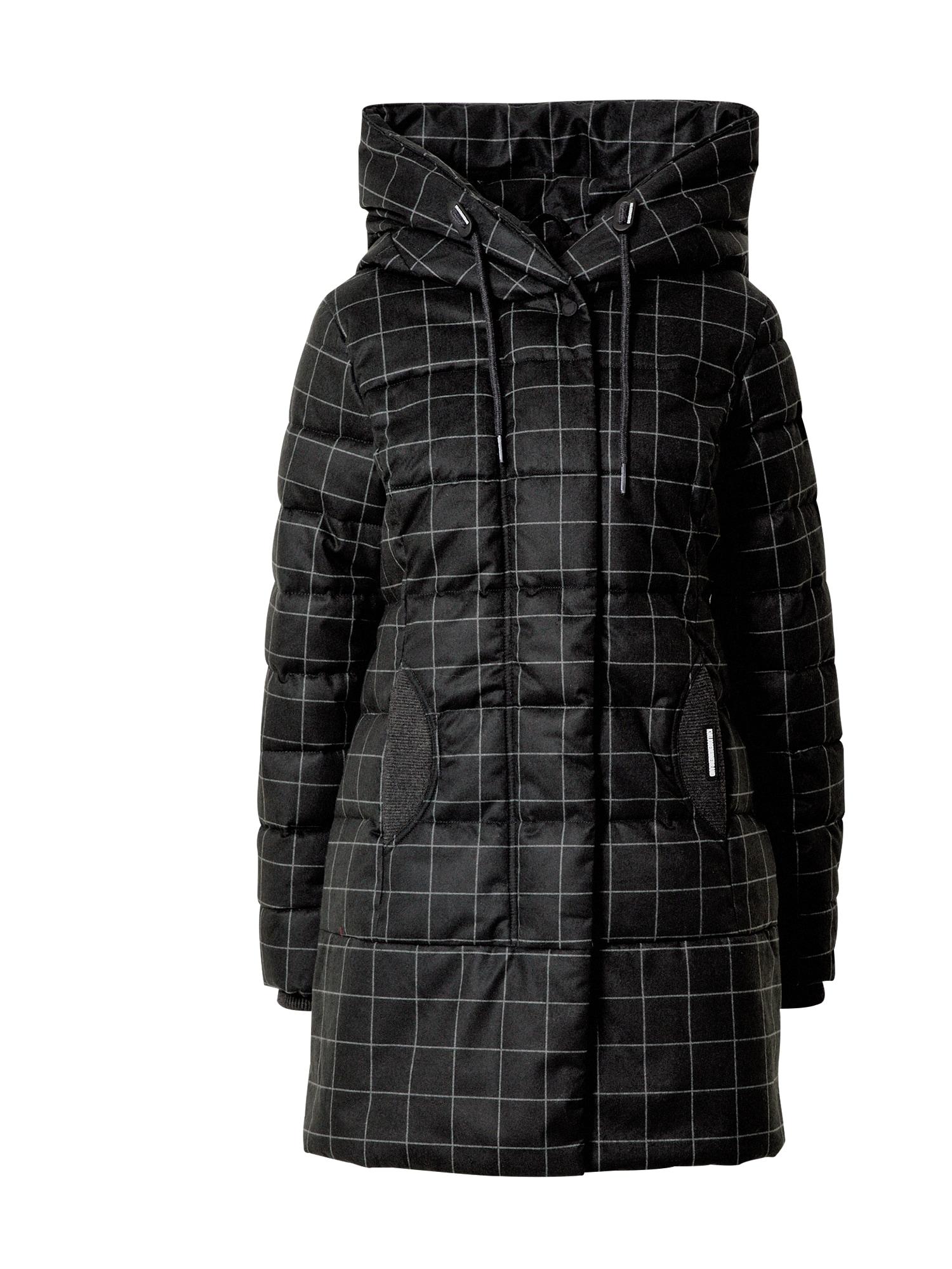 khujo Zimní bunda 'Sherma 2'  černá