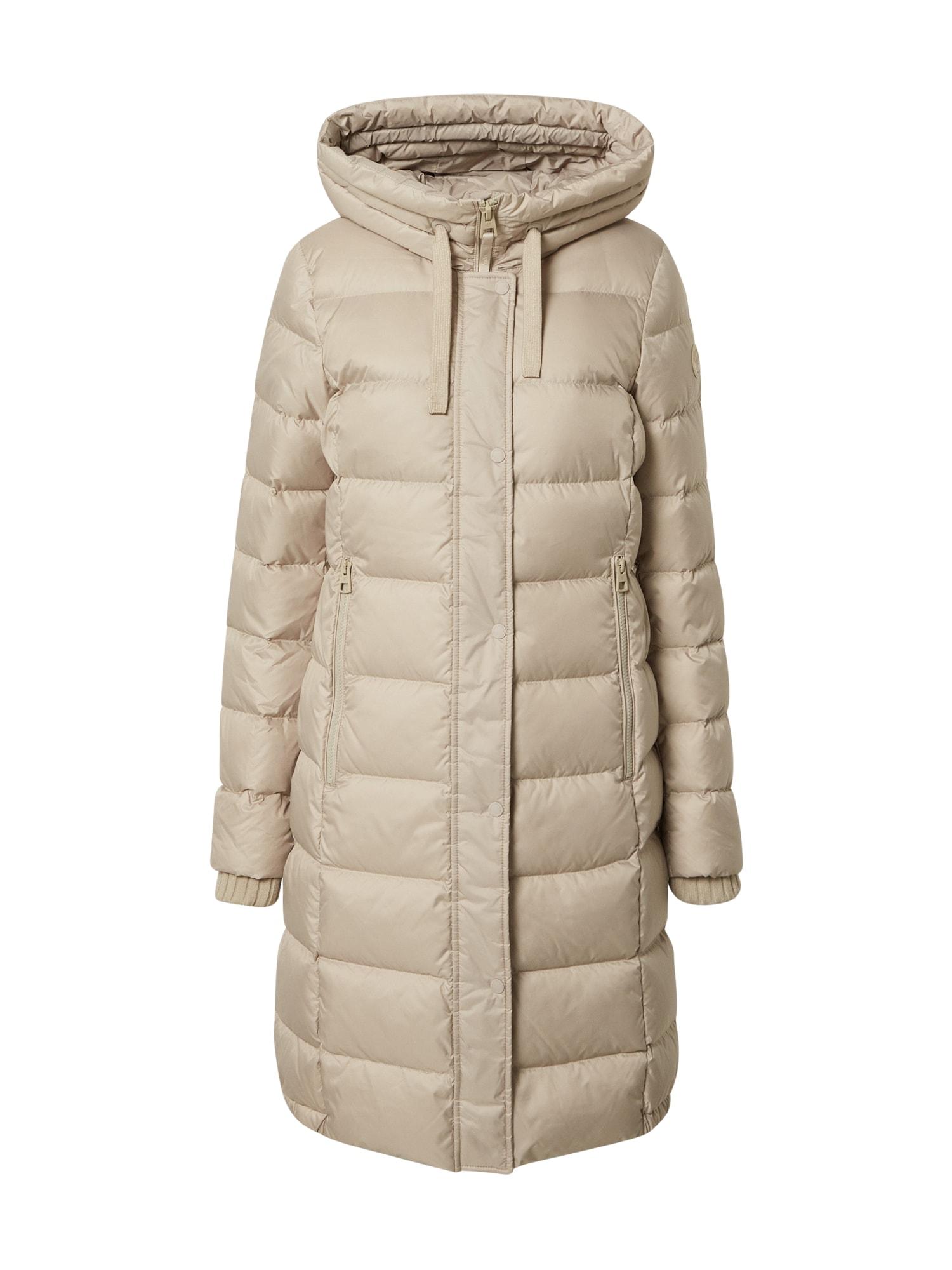 Marc O'Polo Zimní kabát  béžová