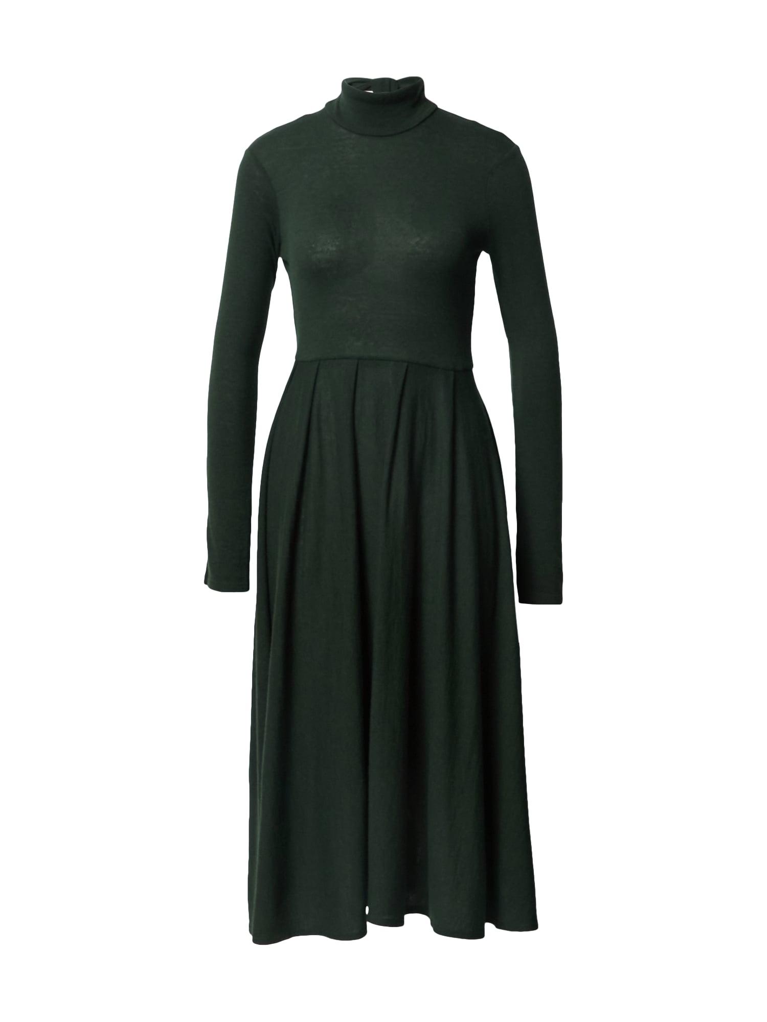 MAX&Co. Úpletové šaty 'Darai'  zelená