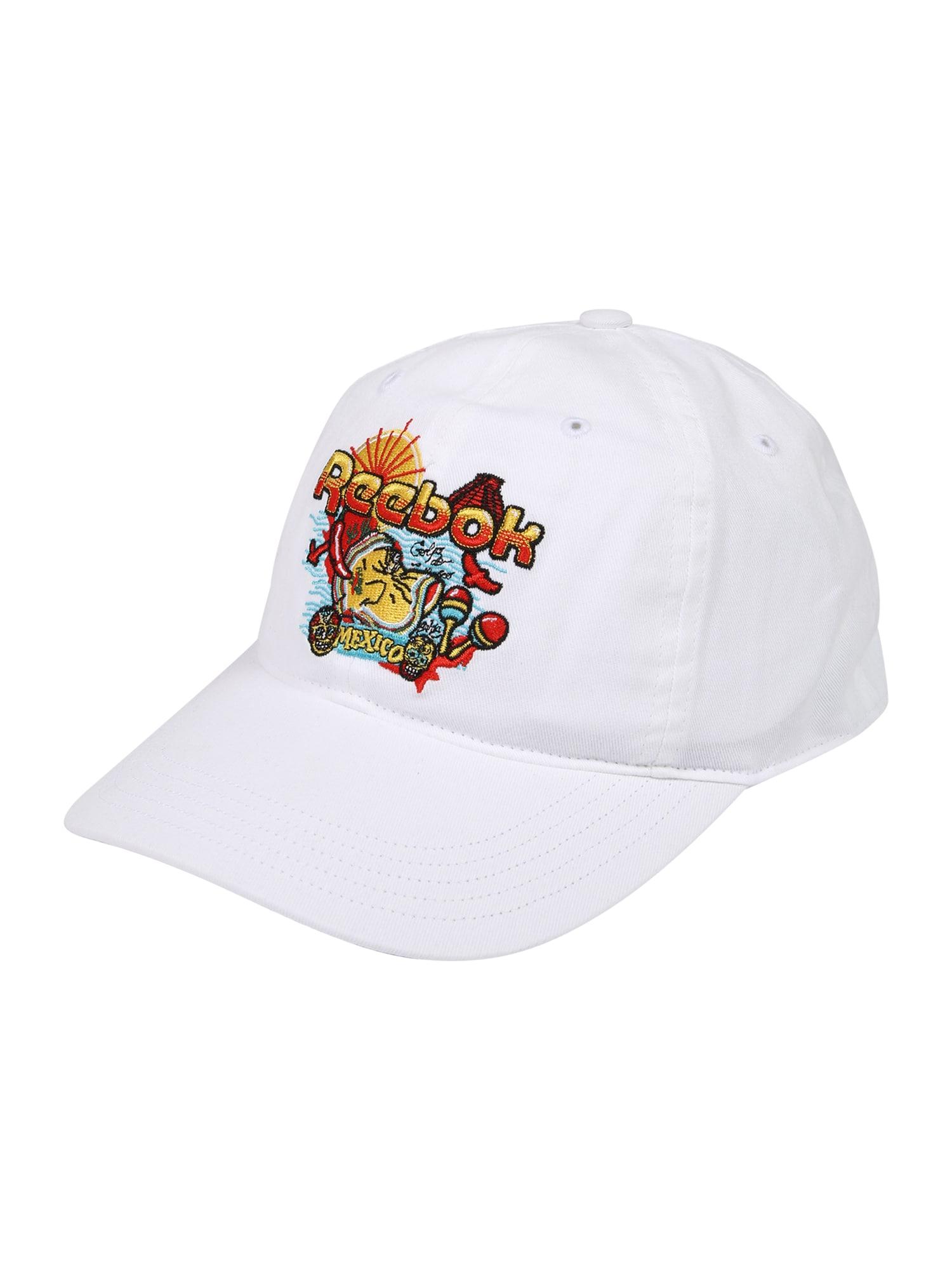 Reebok Classic Kepurė balta / oranžinė / raudona / šviesiai mėlyna