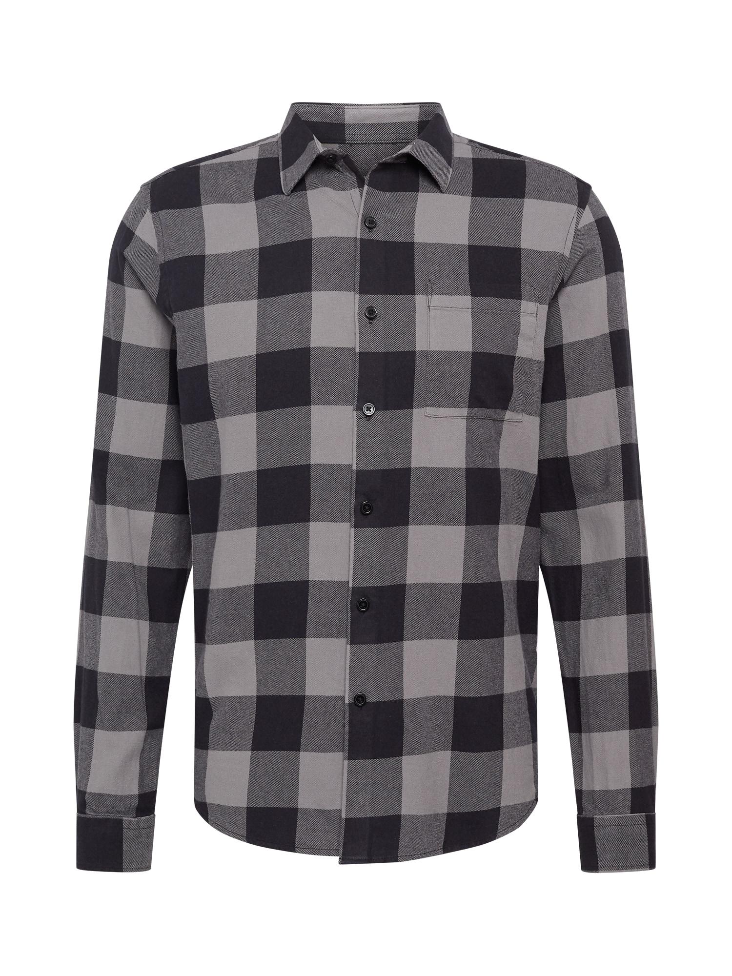 NEW LOOK Marškiniai pilka