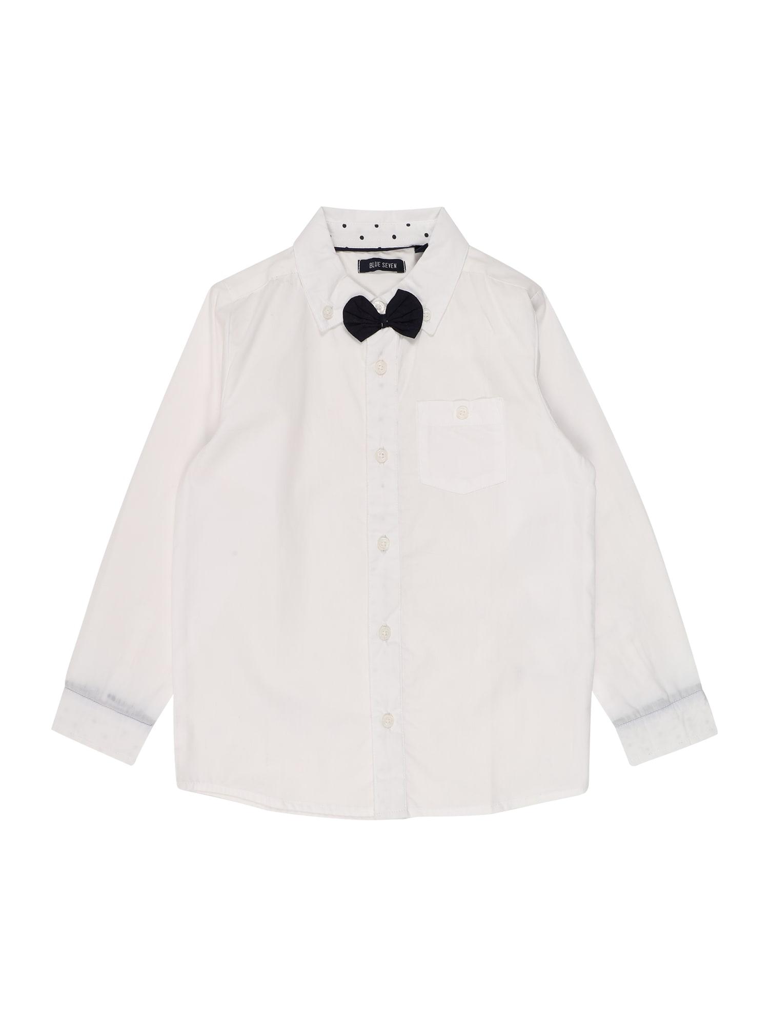 BLUE SEVEN Marškiniai balta