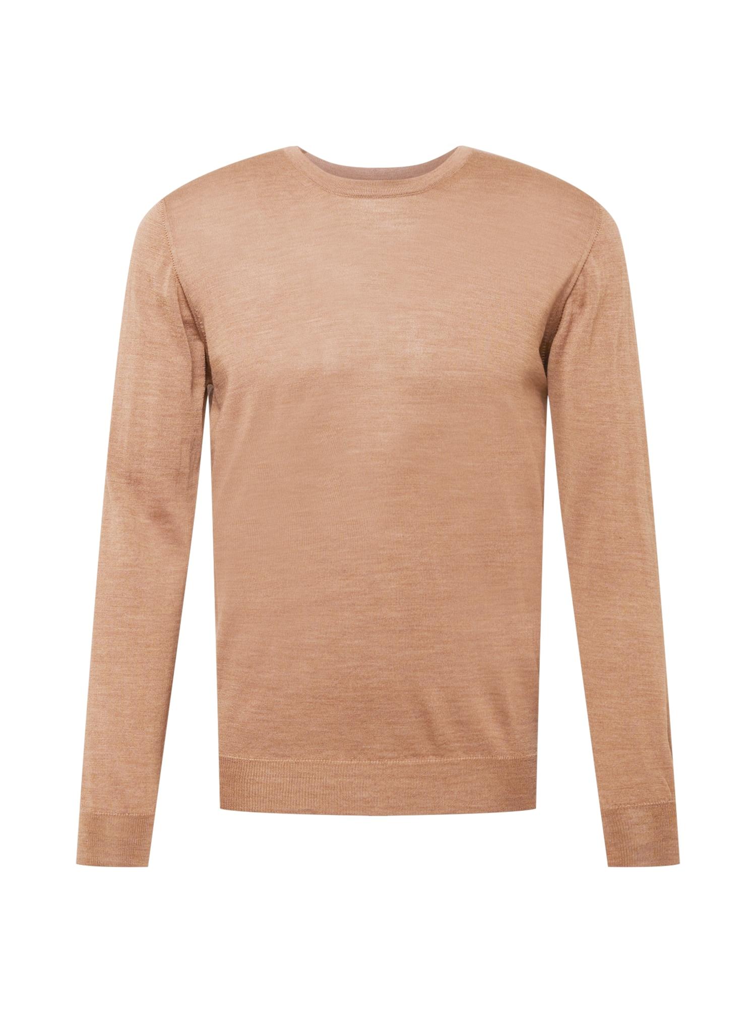SAND COPENHAGEN Megztinis gelsvai pilka spalva
