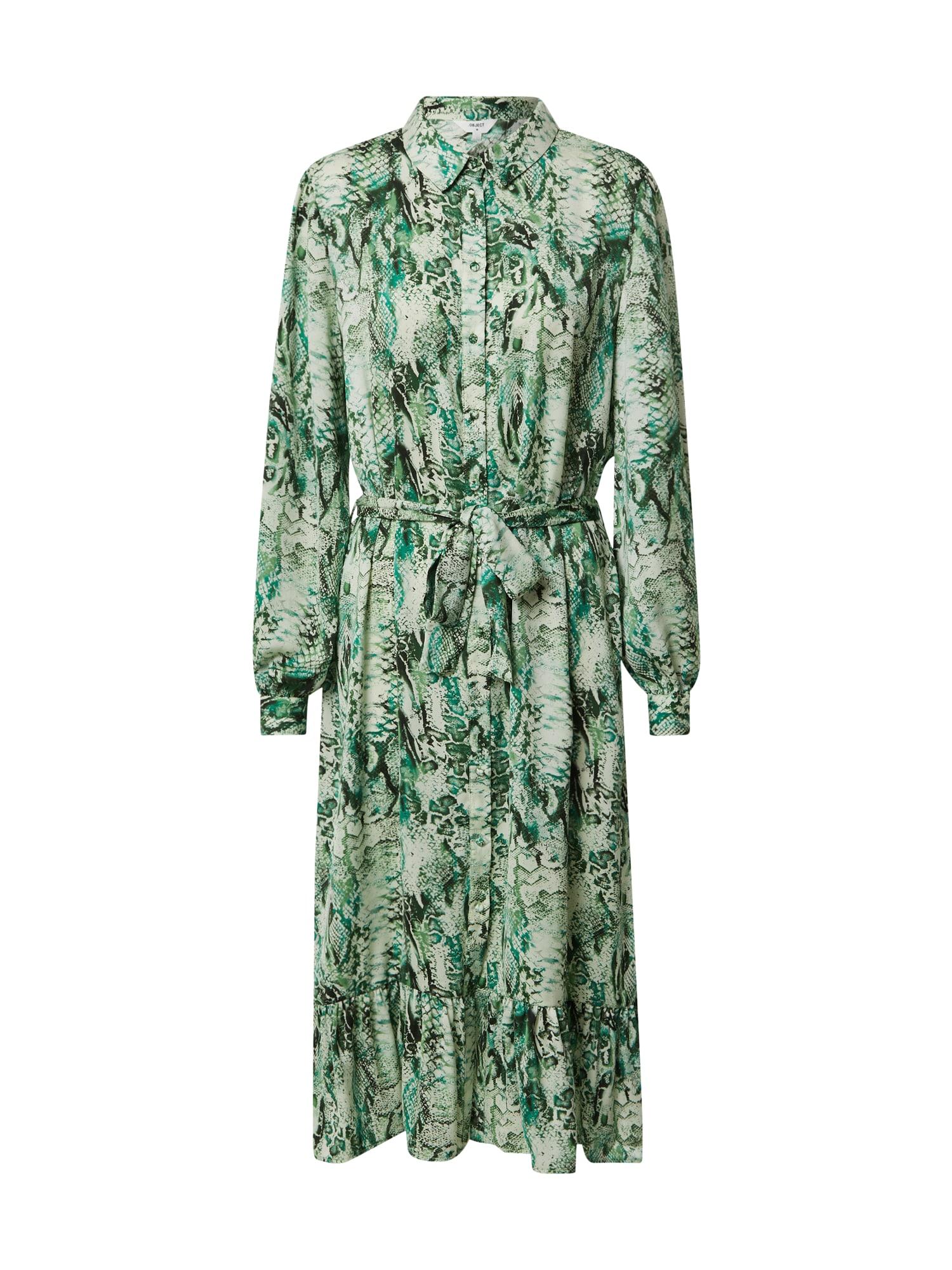 OBJECT Palaidinės tipo suknelė