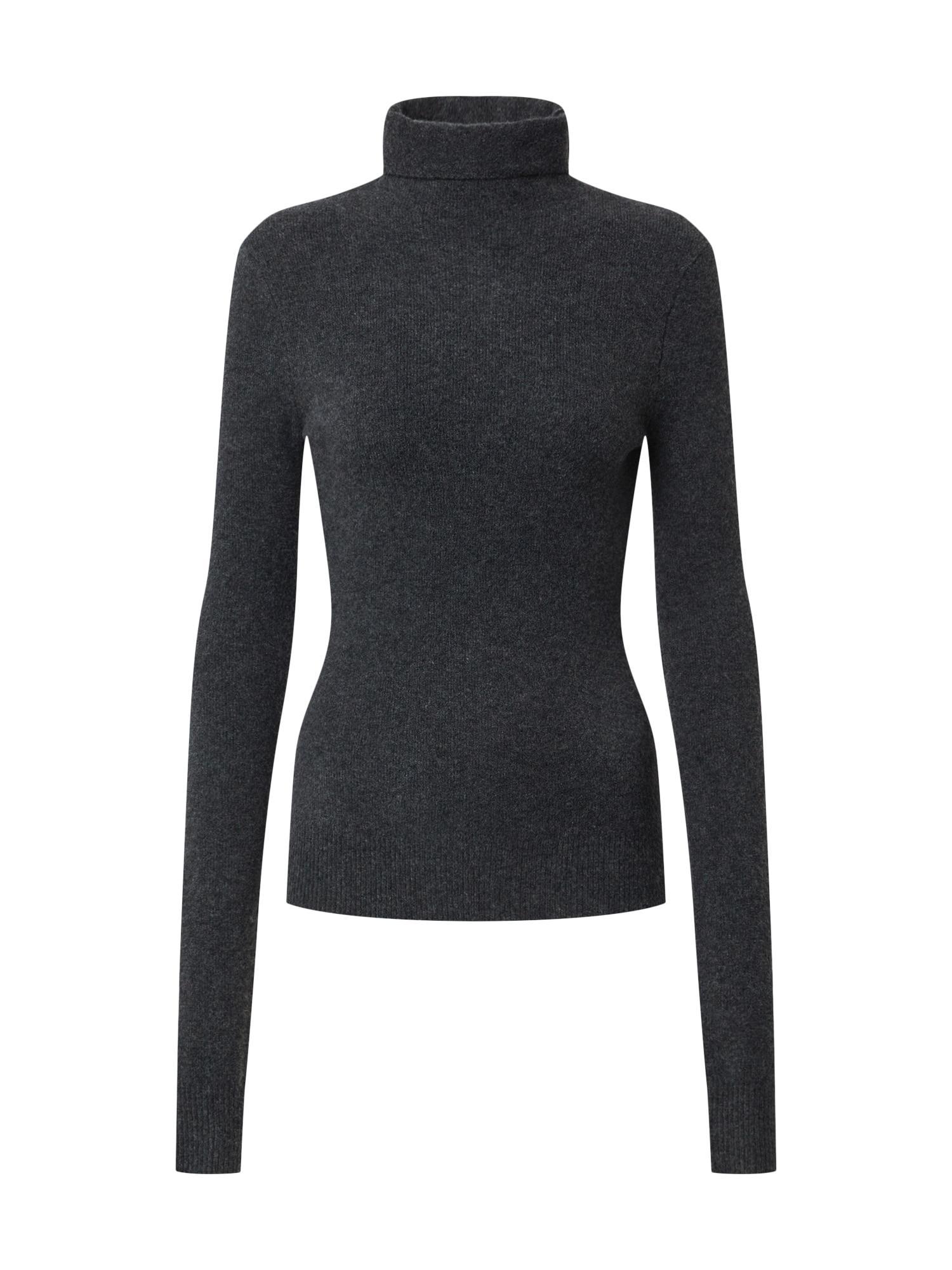 AMERICAN VINTAGE Megztinis 'DAMSVILLE' tamsiai pilka