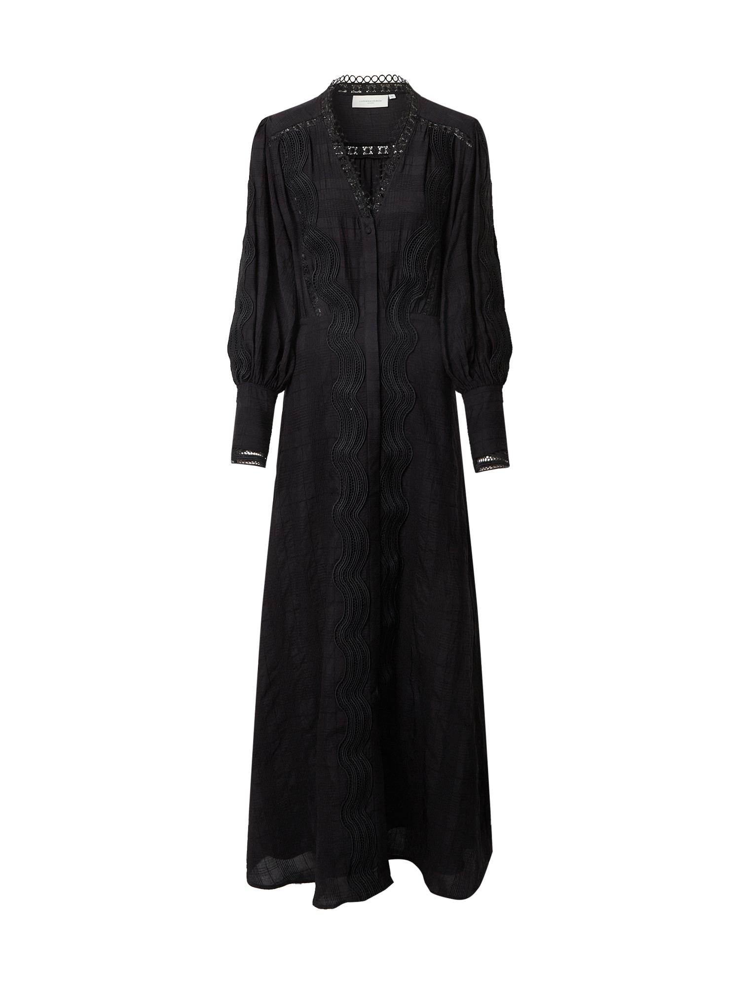 Copenhagen Muse Palaidinės tipo suknelė juoda