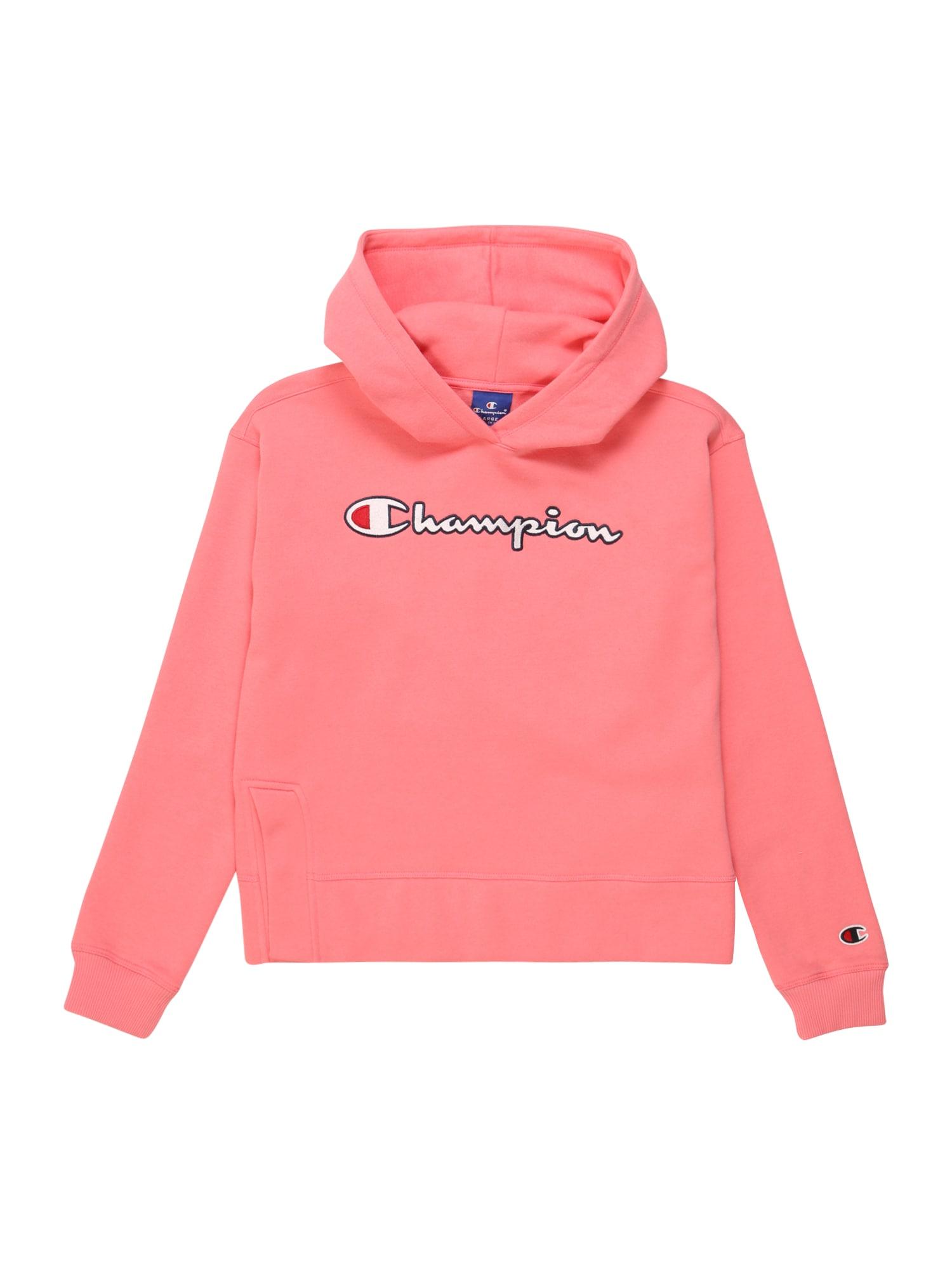 Champion Authentic Athletic Apparel Megztinis be užsegimo rožių spalva