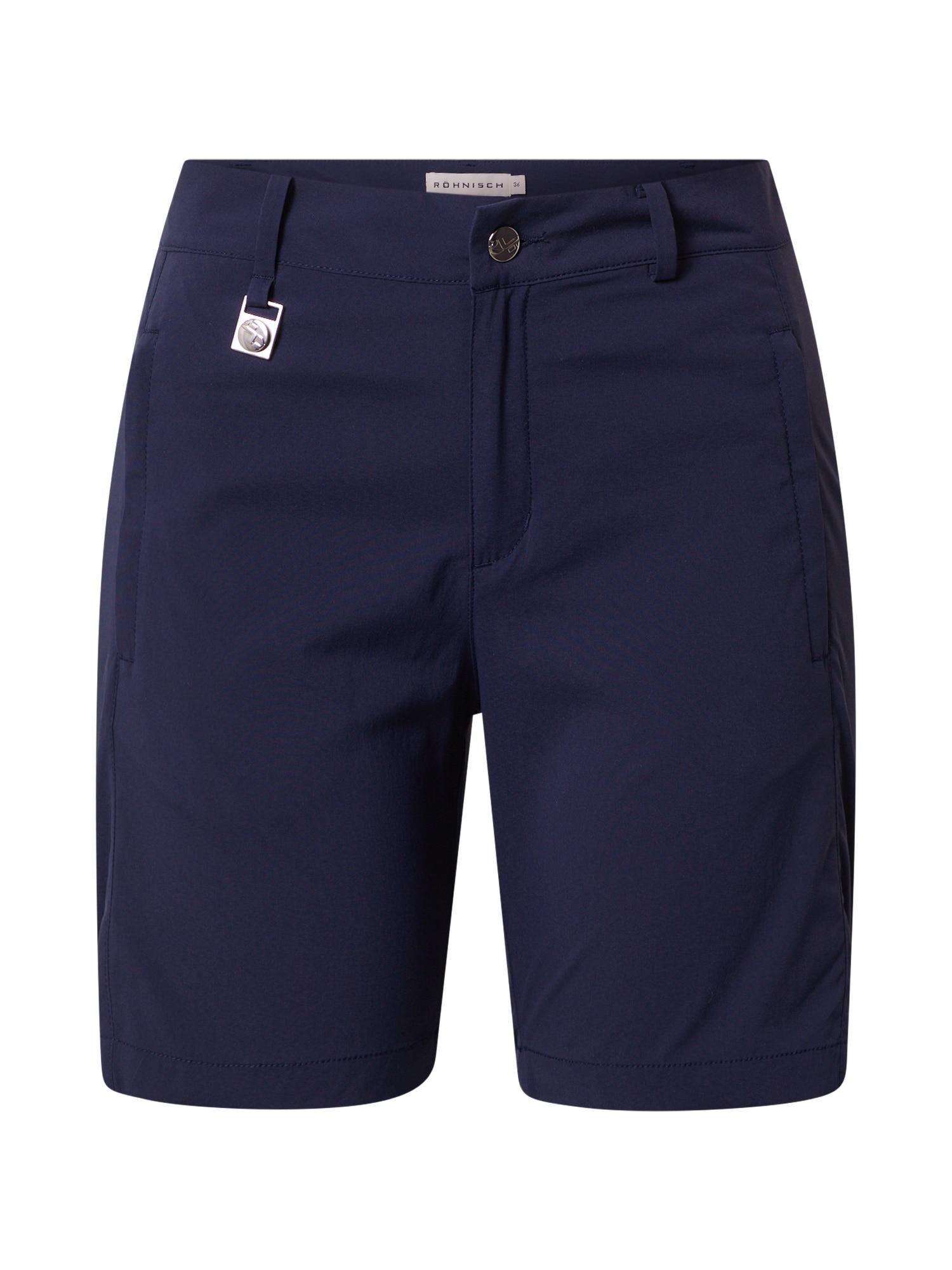 Röhnisch Sportinės kelnės tamsiai mėlyna