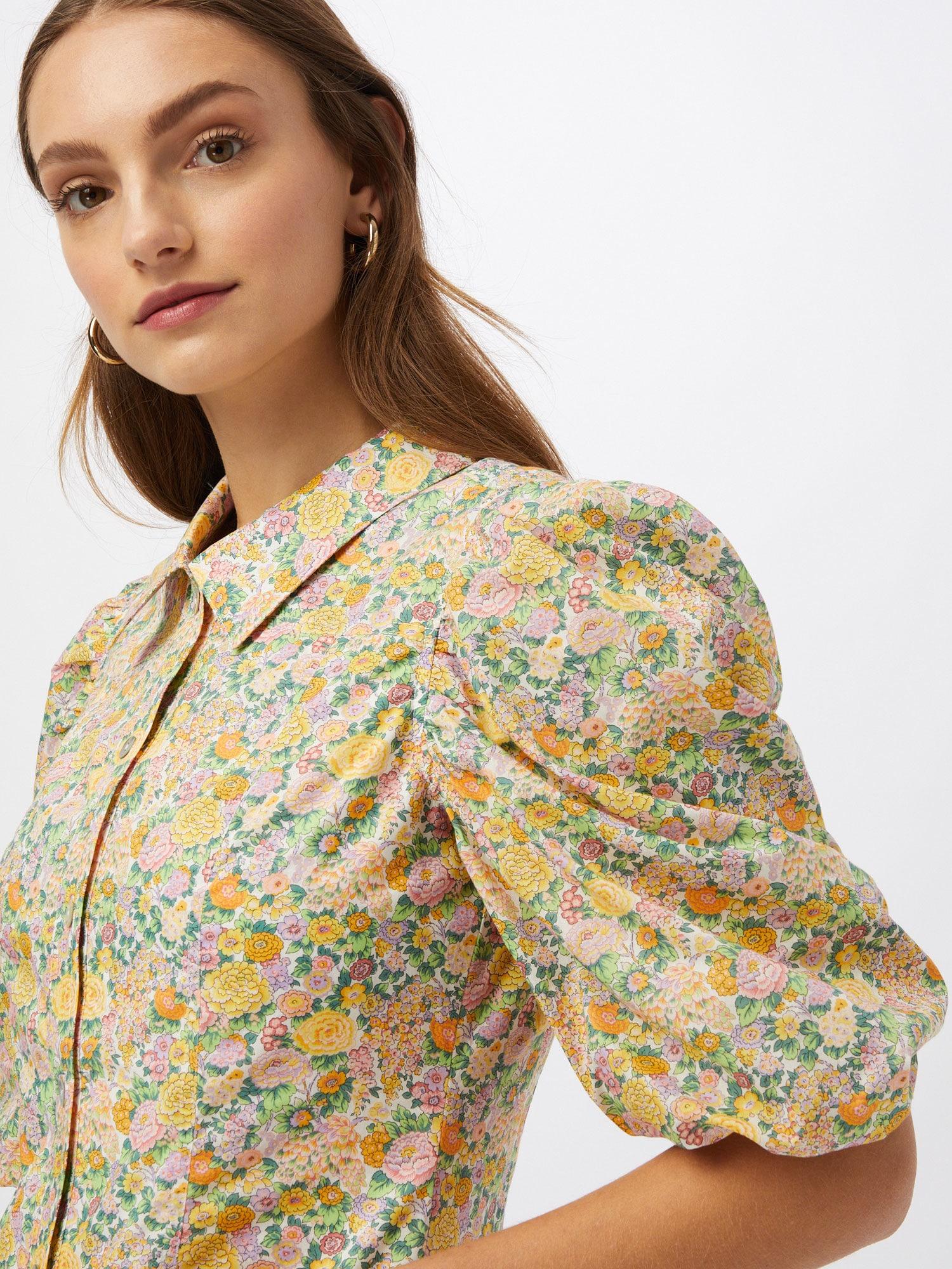 Birgitte Herskind Košeľové šaty 'Ami'  zmiešané farby.