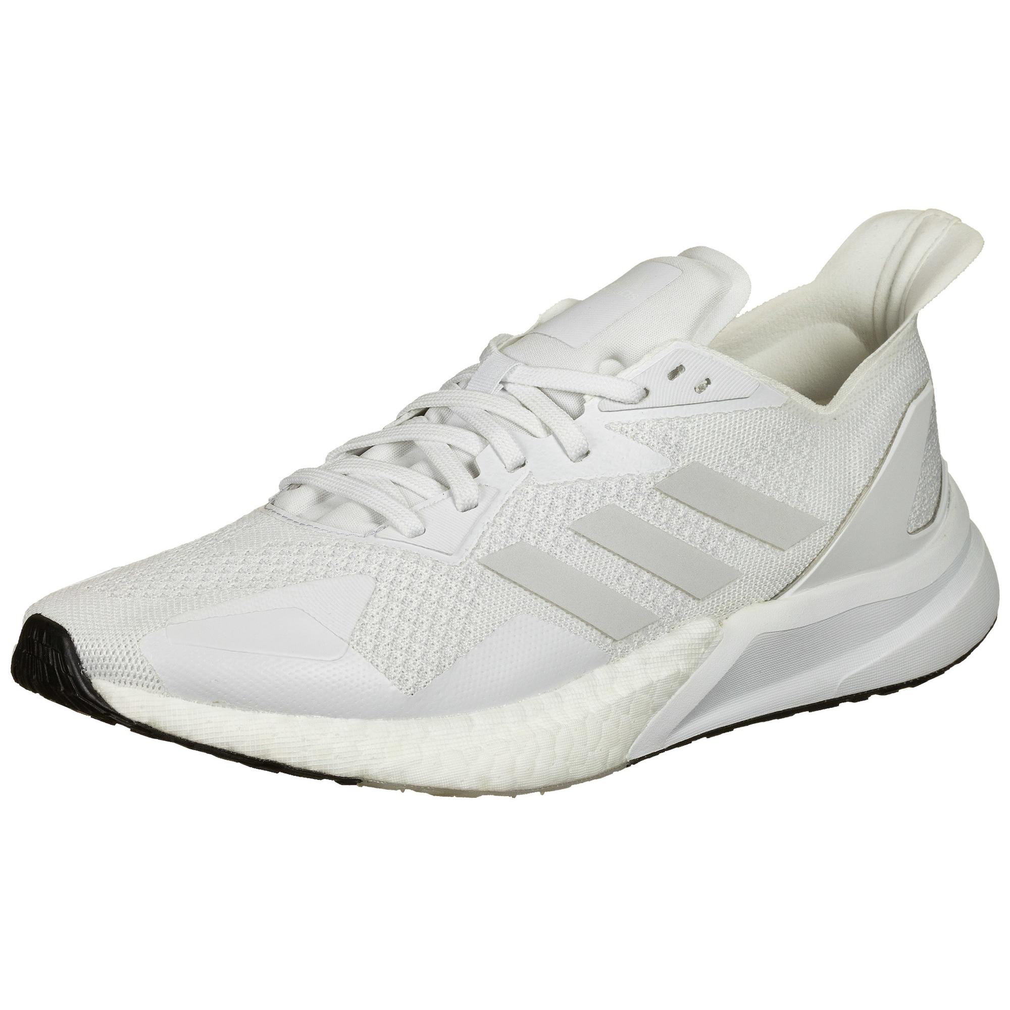 ADIDAS PERFORMANCE Bėgimo batai balkšva / šviesiai pilka
