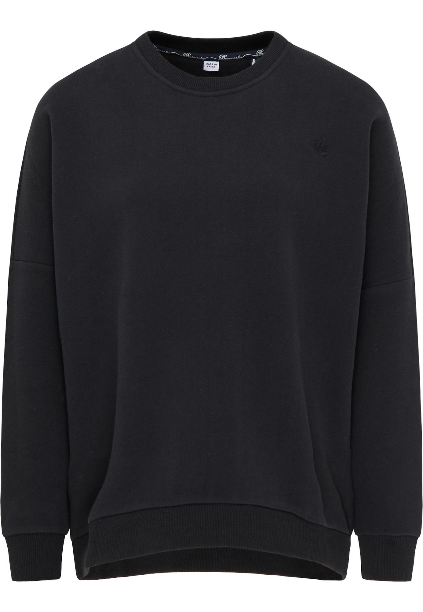 DreiMaster Vintage Megztinis be užsegimo juoda