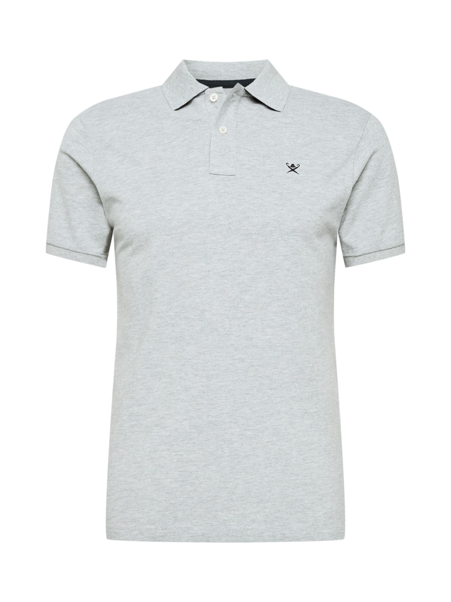 Hackett London Marškinėliai pilka