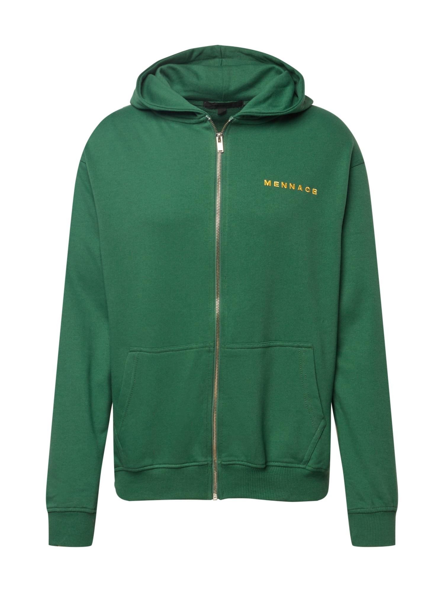 Mennace Džemperis žalia
