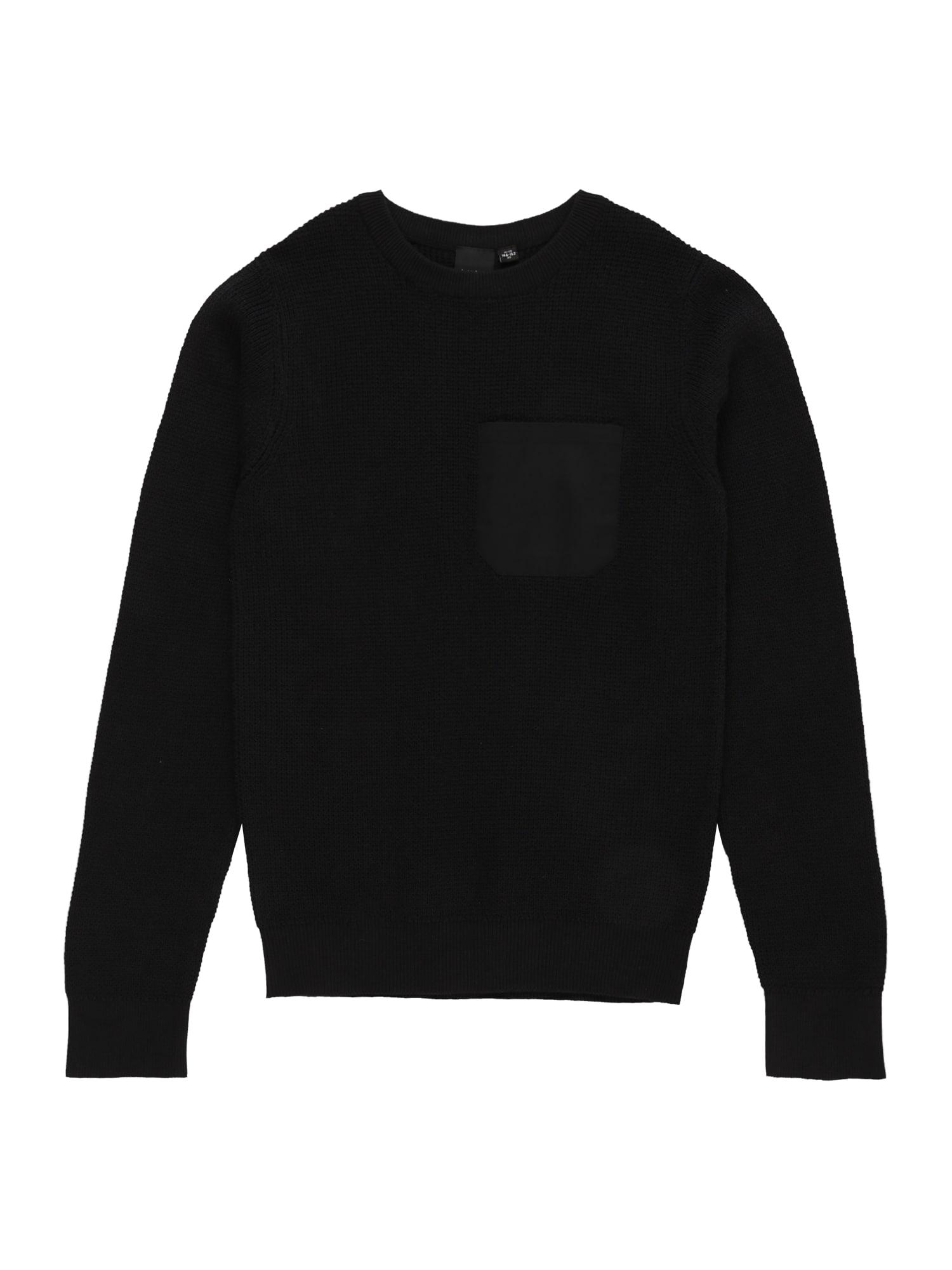 LMTD Megztinis juoda