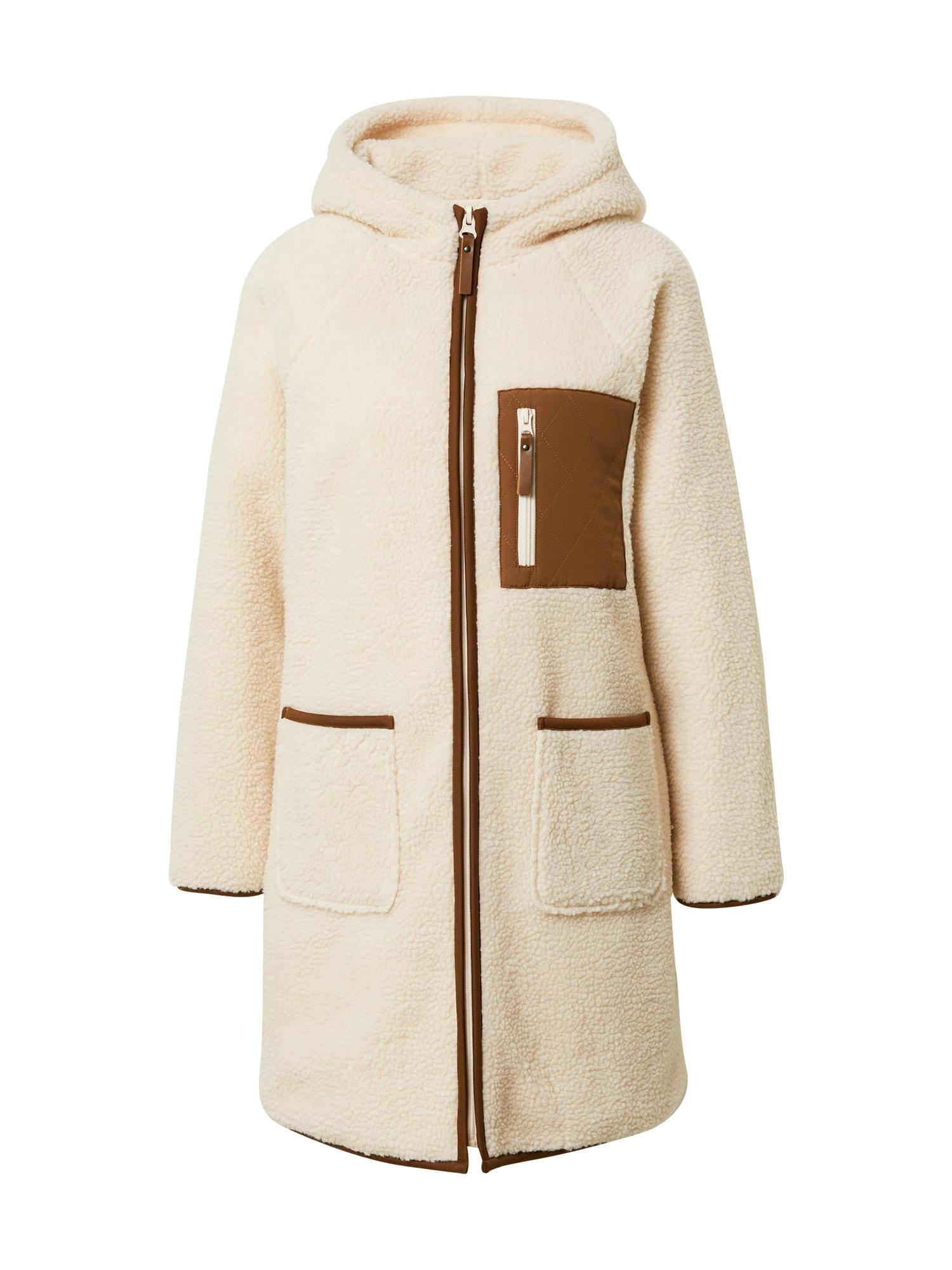 Cotton On Demisezoninis paltas kremo / ruda