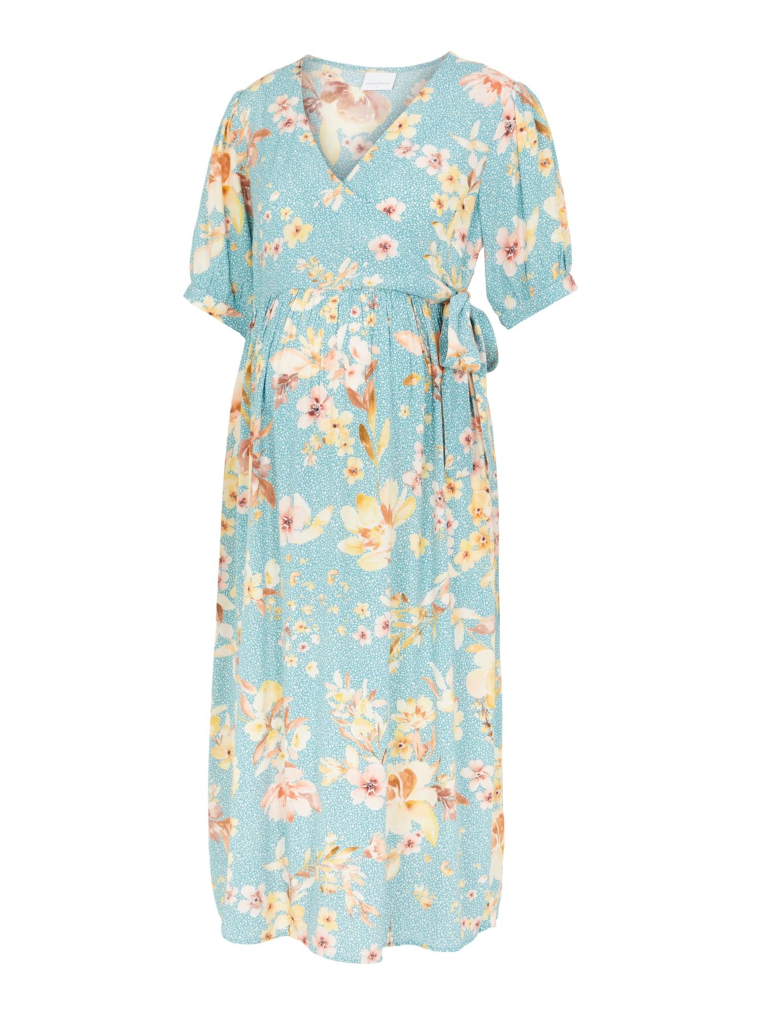 MAMALICIOUS Suknelė 'Mlvaiana' mėtų spalva / mišrios spalvos