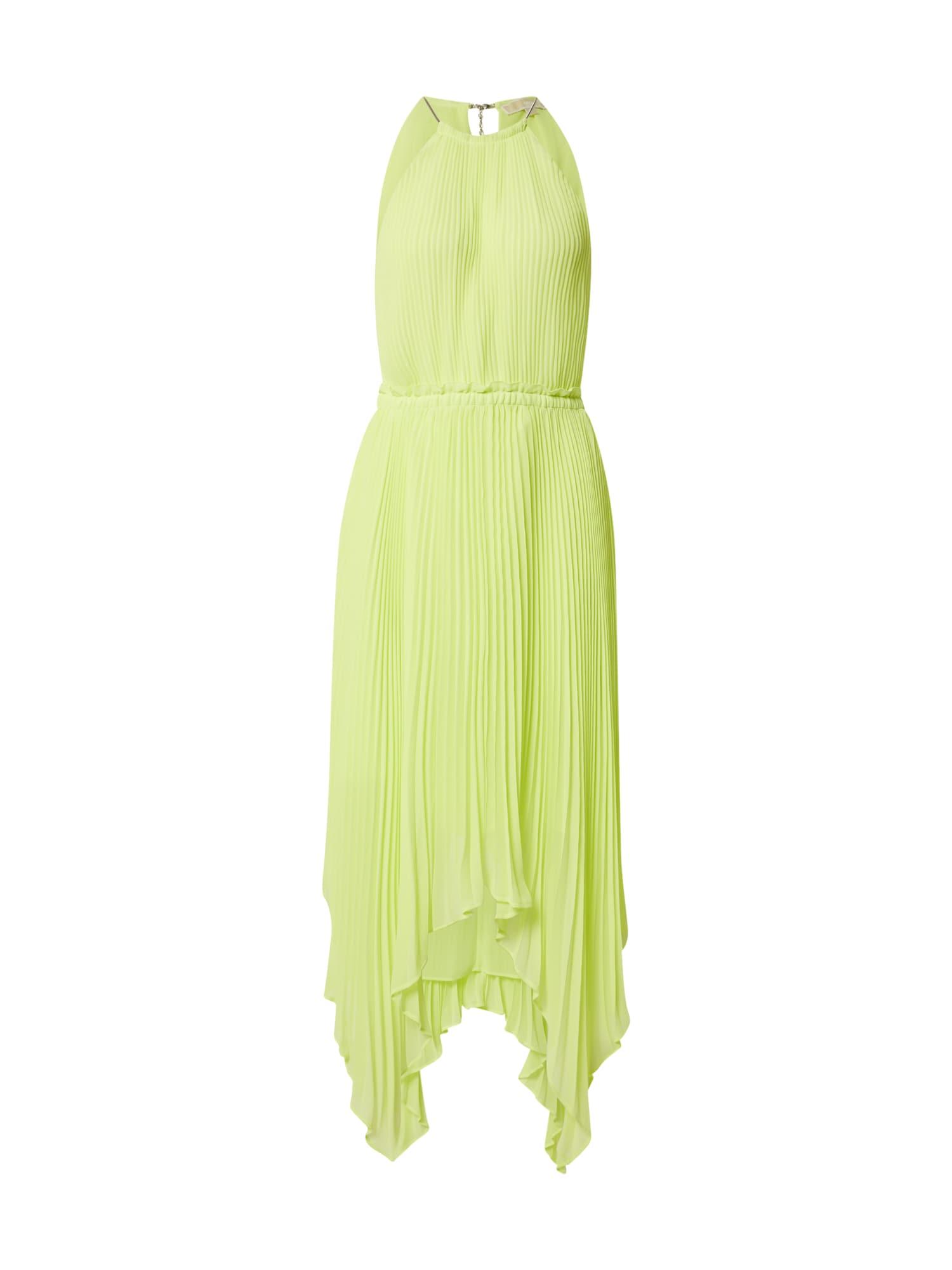 MICHAEL Michael Kors Kokteilinė suknelė obuolių spalva