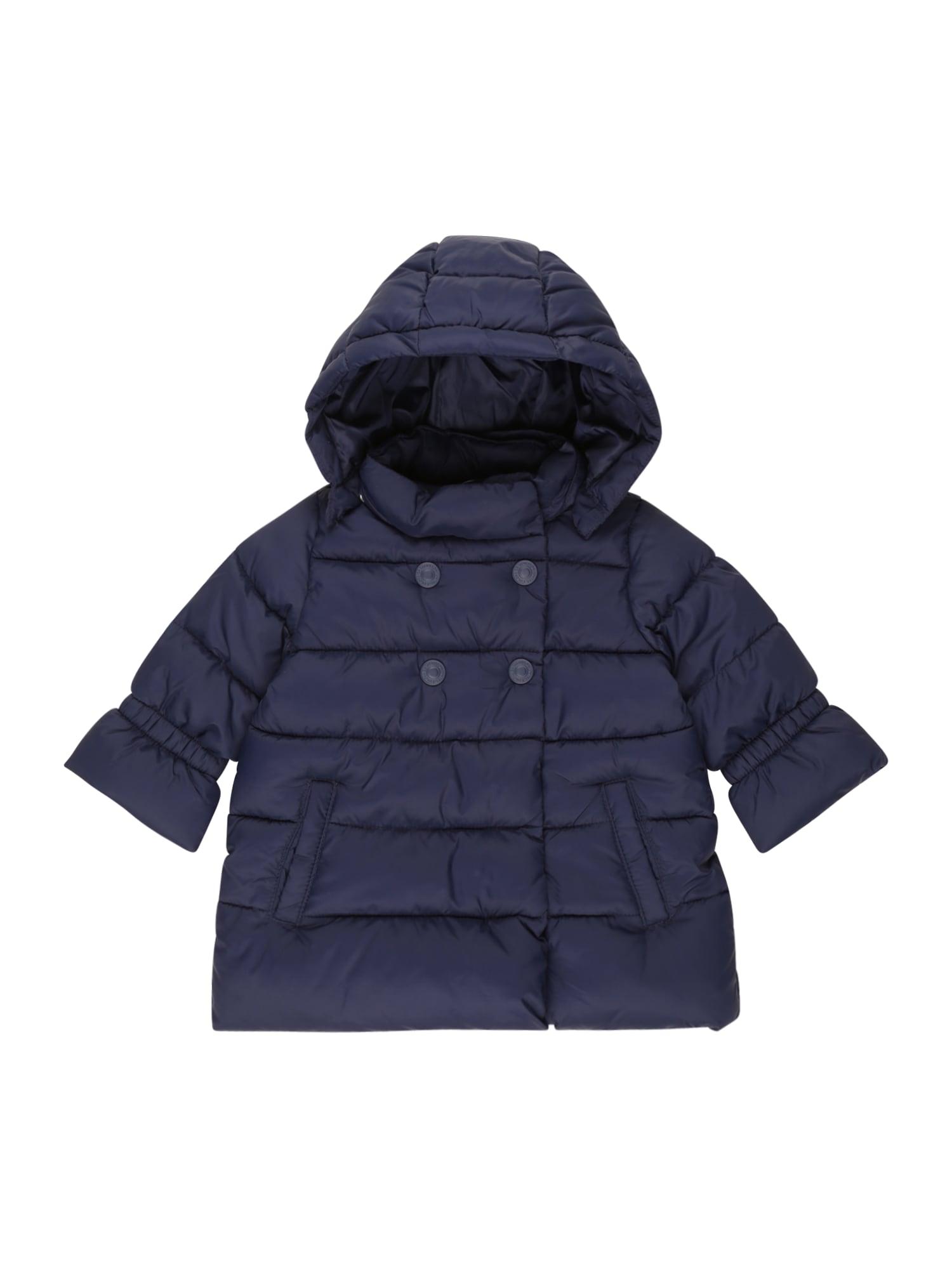 UNITED COLORS OF BENETTON Zimní bunda 'HEAVY'  námořnická modř