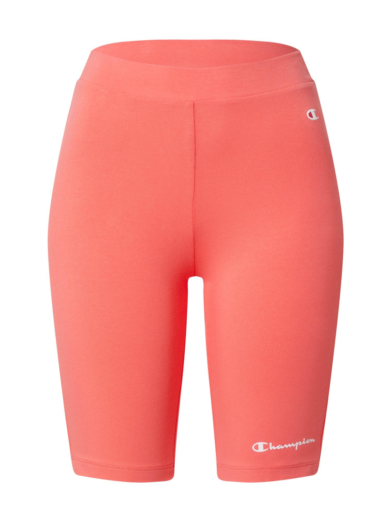 Champion Authentic Athletic Apparel Sportinės kelnės ryškiai rožinė spalva