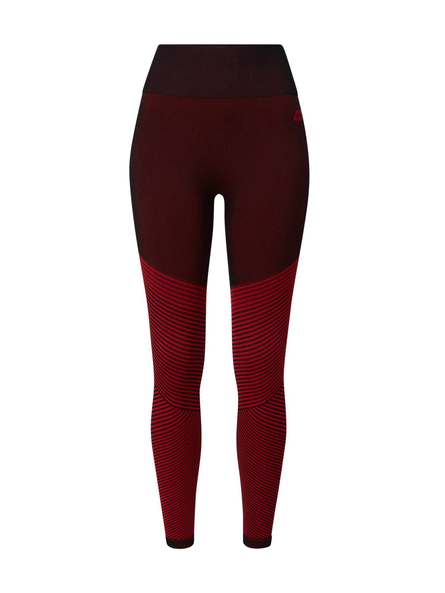 Tommy Sport Sportinės kelnės tamsiai mėlyna / vyno raudona spalva