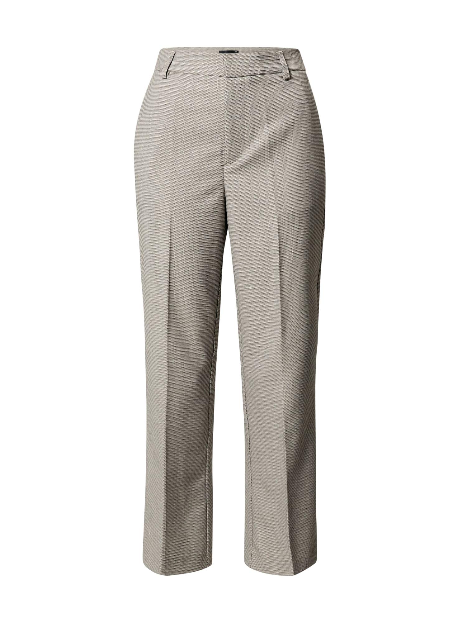 Gina Tricot Kalhoty s puky 'Lisa'  béžová / námořnická modř