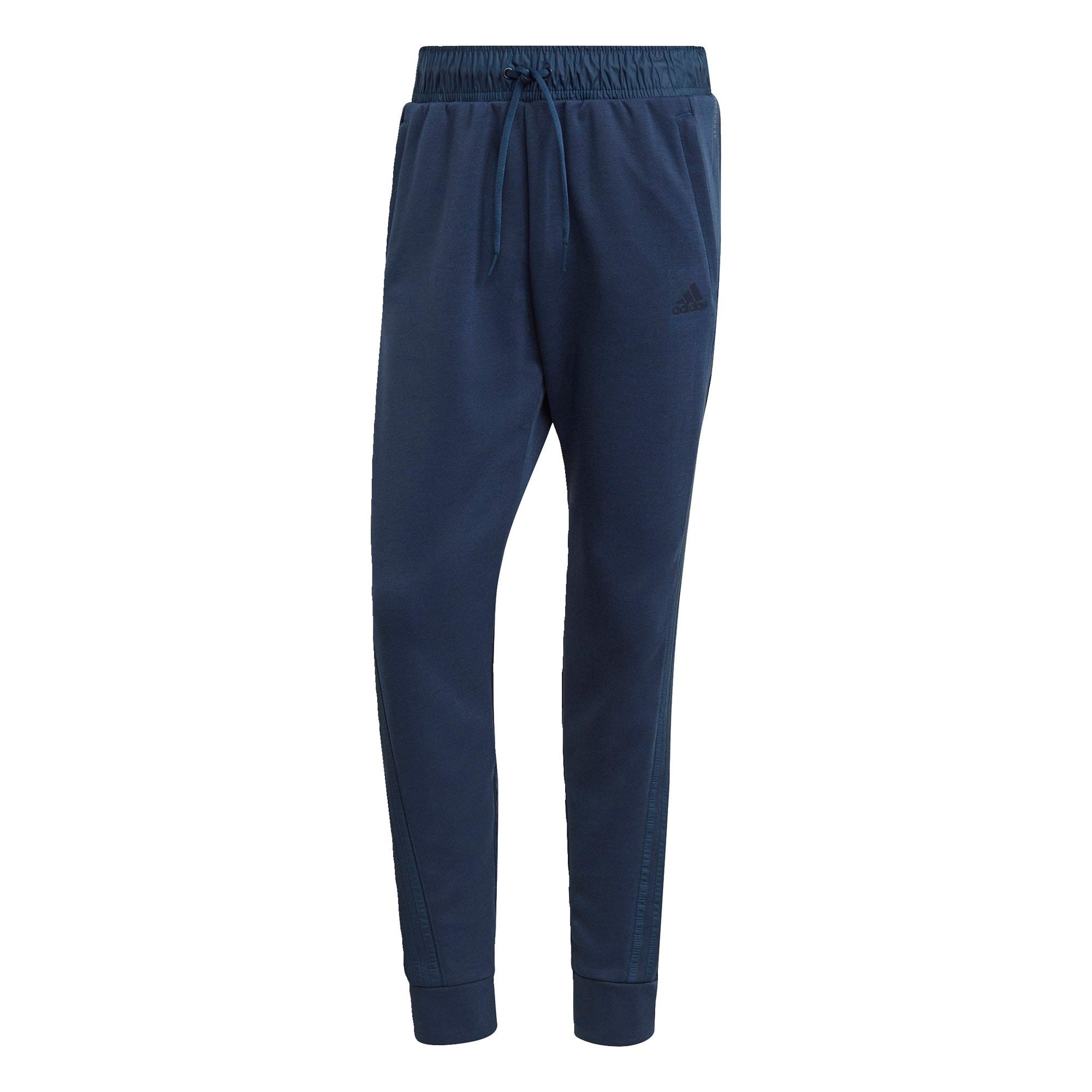 ADIDAS PERFORMANCE Sportinės kelnės mėlyna / tamsiai mėlyna