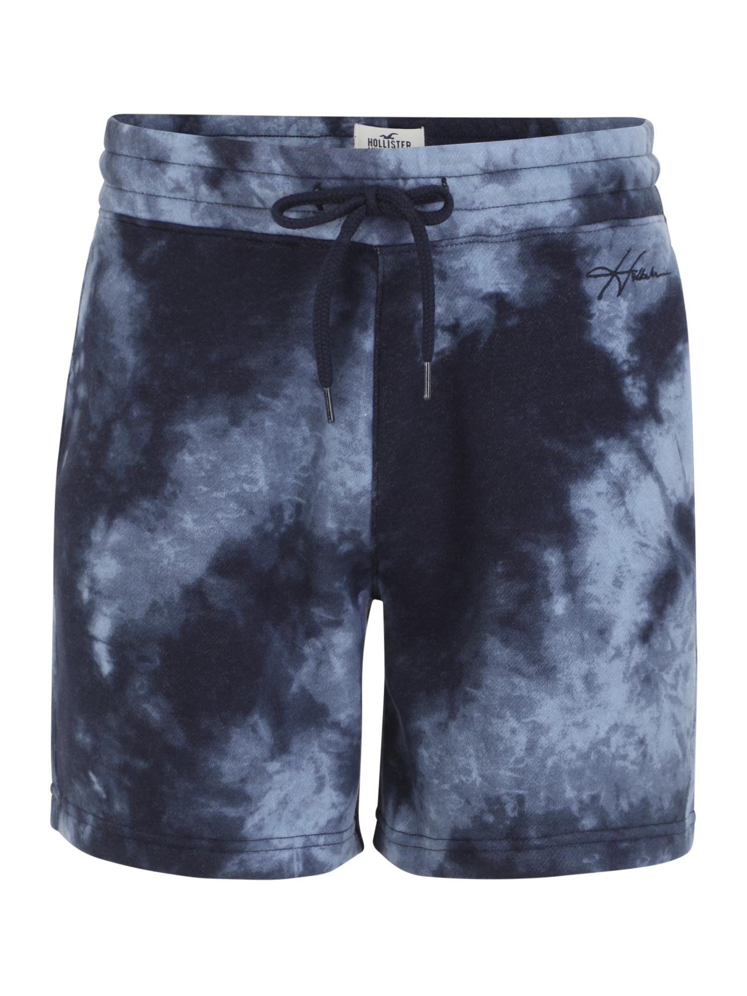 HOLLISTER Kelnės tamsiai mėlyna / opalo