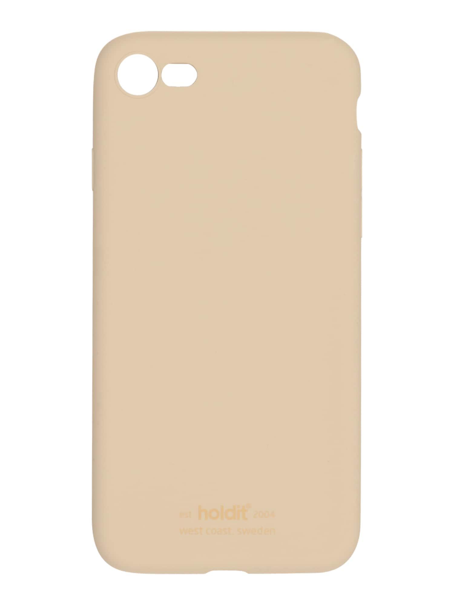 Holdit Išmaniojo telefono dėklas smėlio spalva