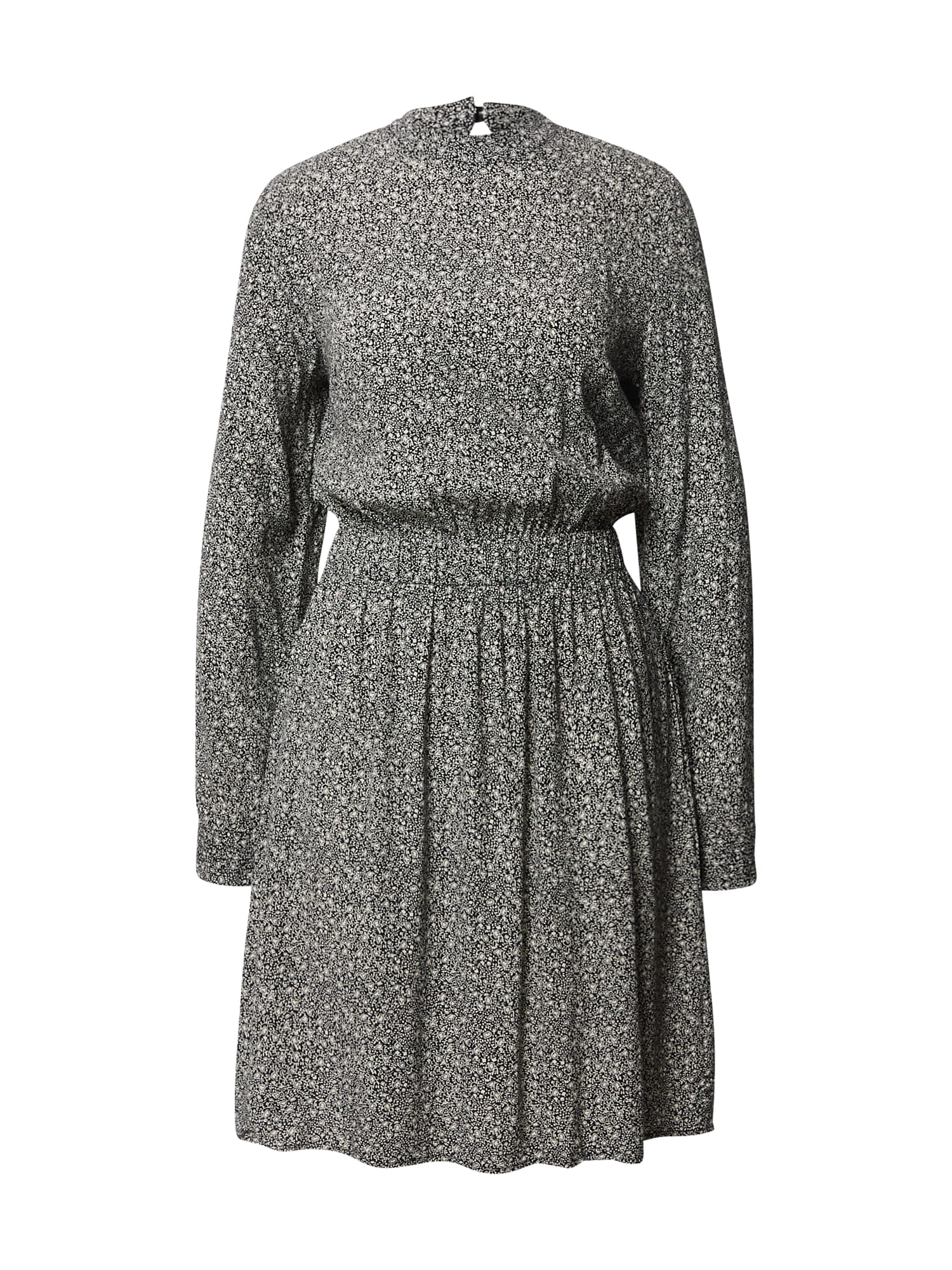 OBJECT Šaty 'Lita'  šedá / bílá
