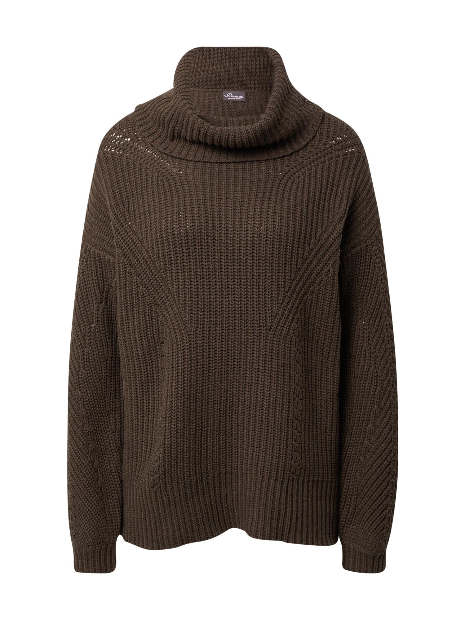 PRINCESS GOES HOLLYWOOD Megztinis tamsiai ruda