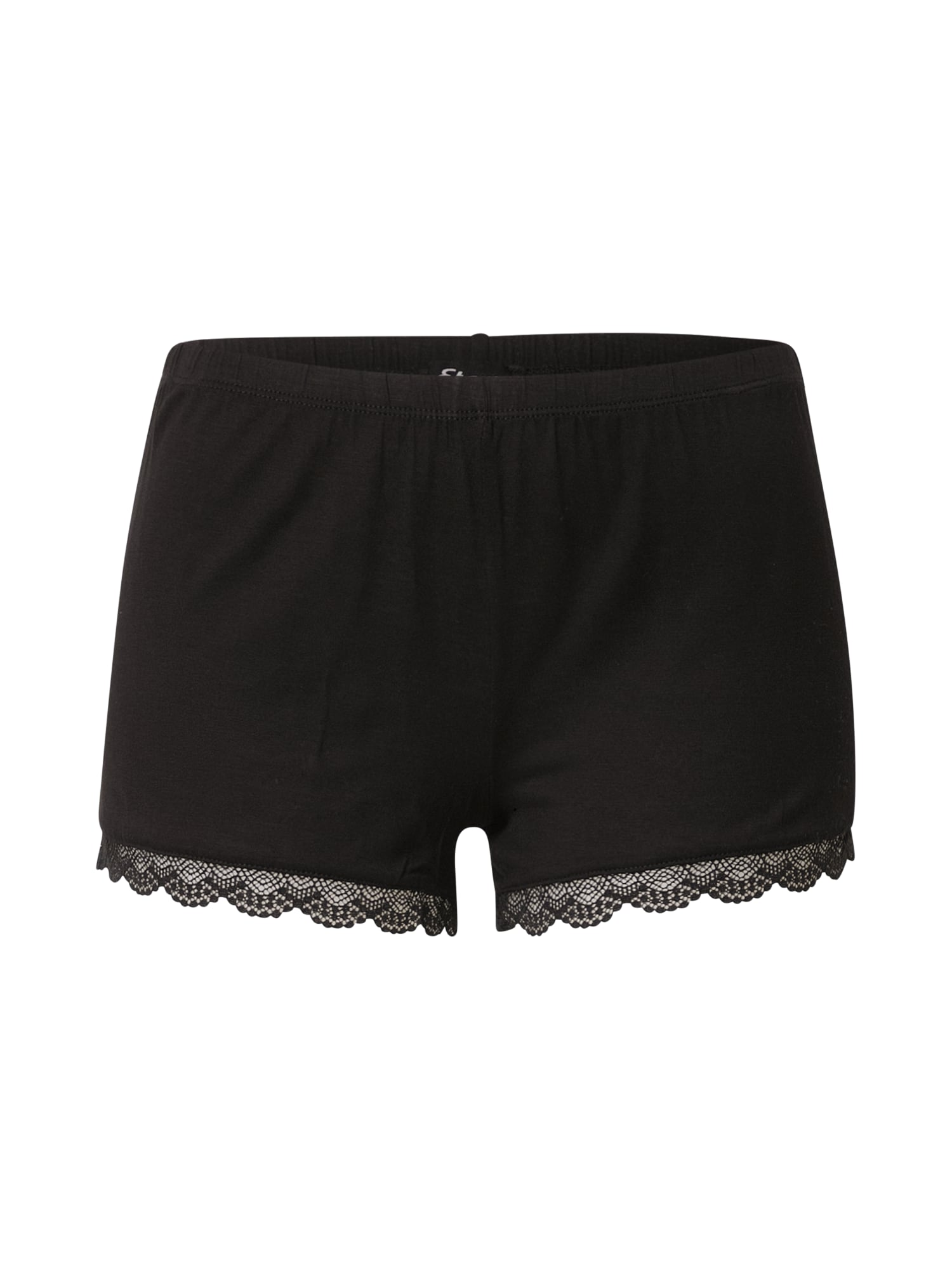ETAM Pyžamové kalhoty 'CIDDY'  černá