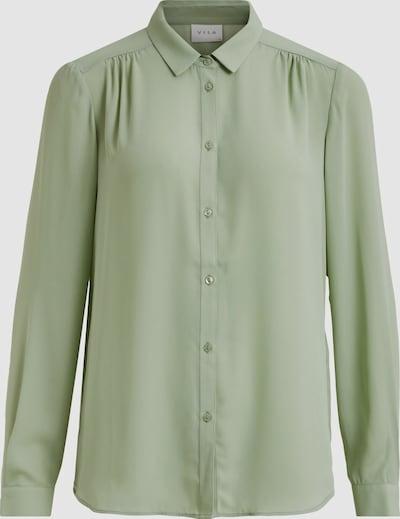 Vila Lucy Langärmeliges Hemd mit Knöpfen