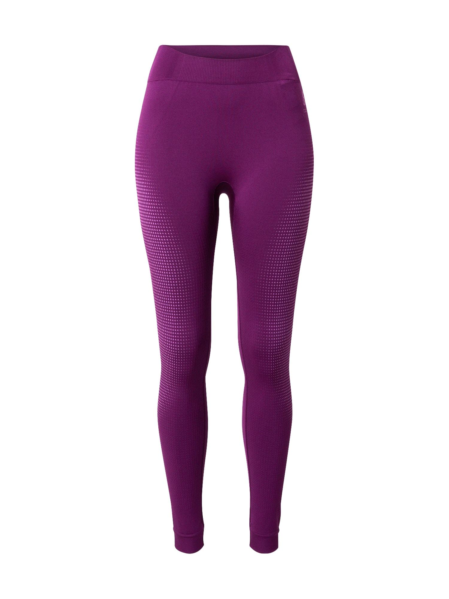 ODLO Sportinės trumpikės tamsiai violetinė