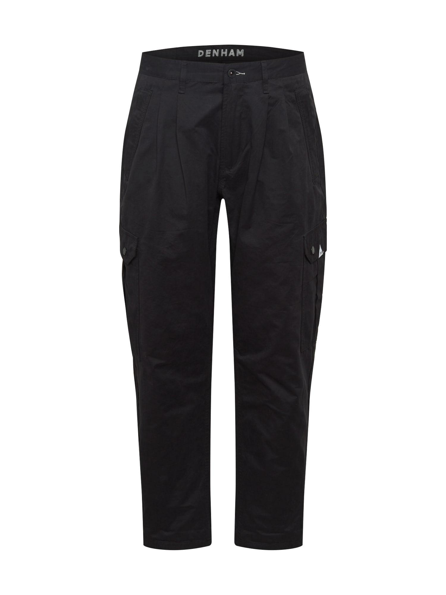 DENHAM Darbinio stiliaus džinsai