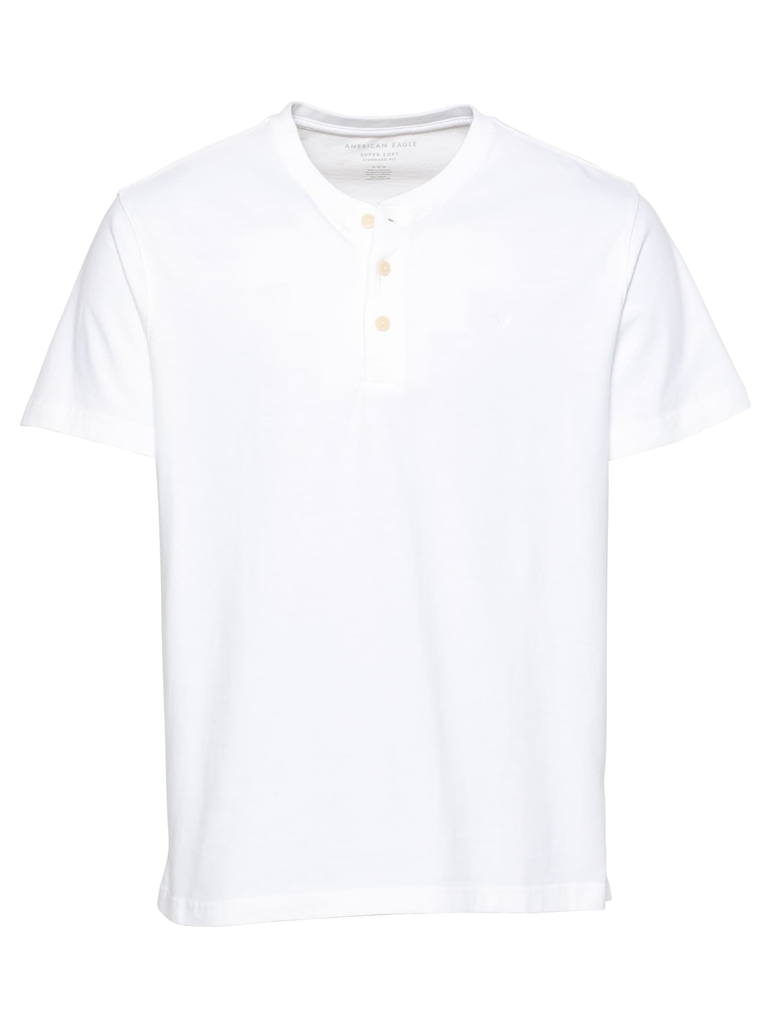 American Eagle Tričko  bílá