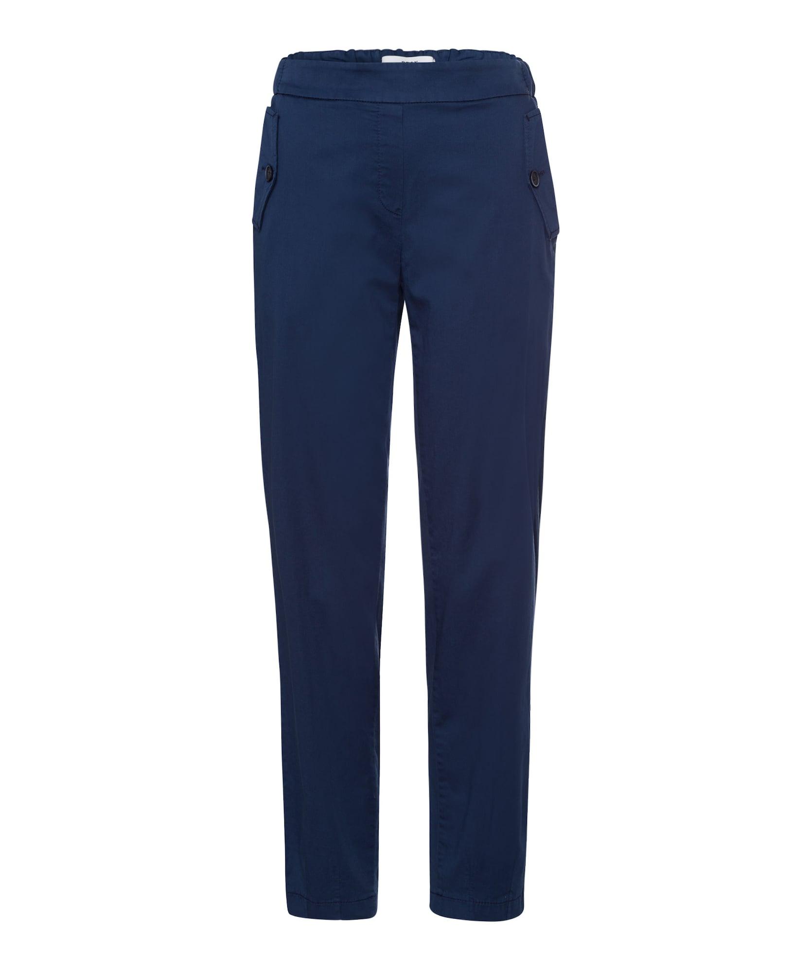 BRAX Kelnės 'Mareen' indigo spalva