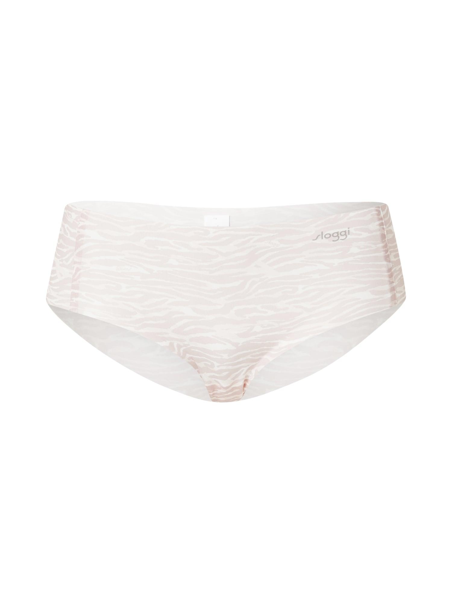 SLOGGI Kalhotky 'ZERO'  bílá / béžová