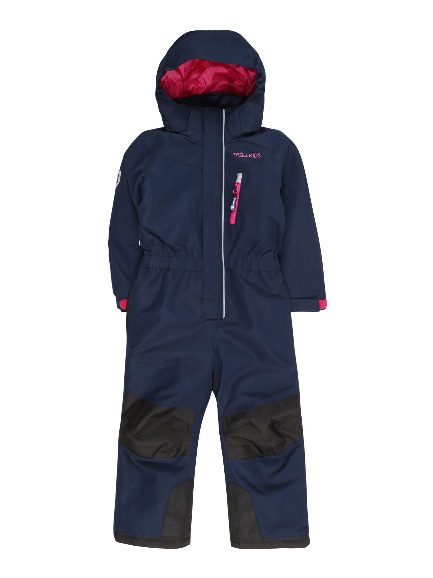 TROLLKIDS Sportinis kostiumas tamsiai mėlyna