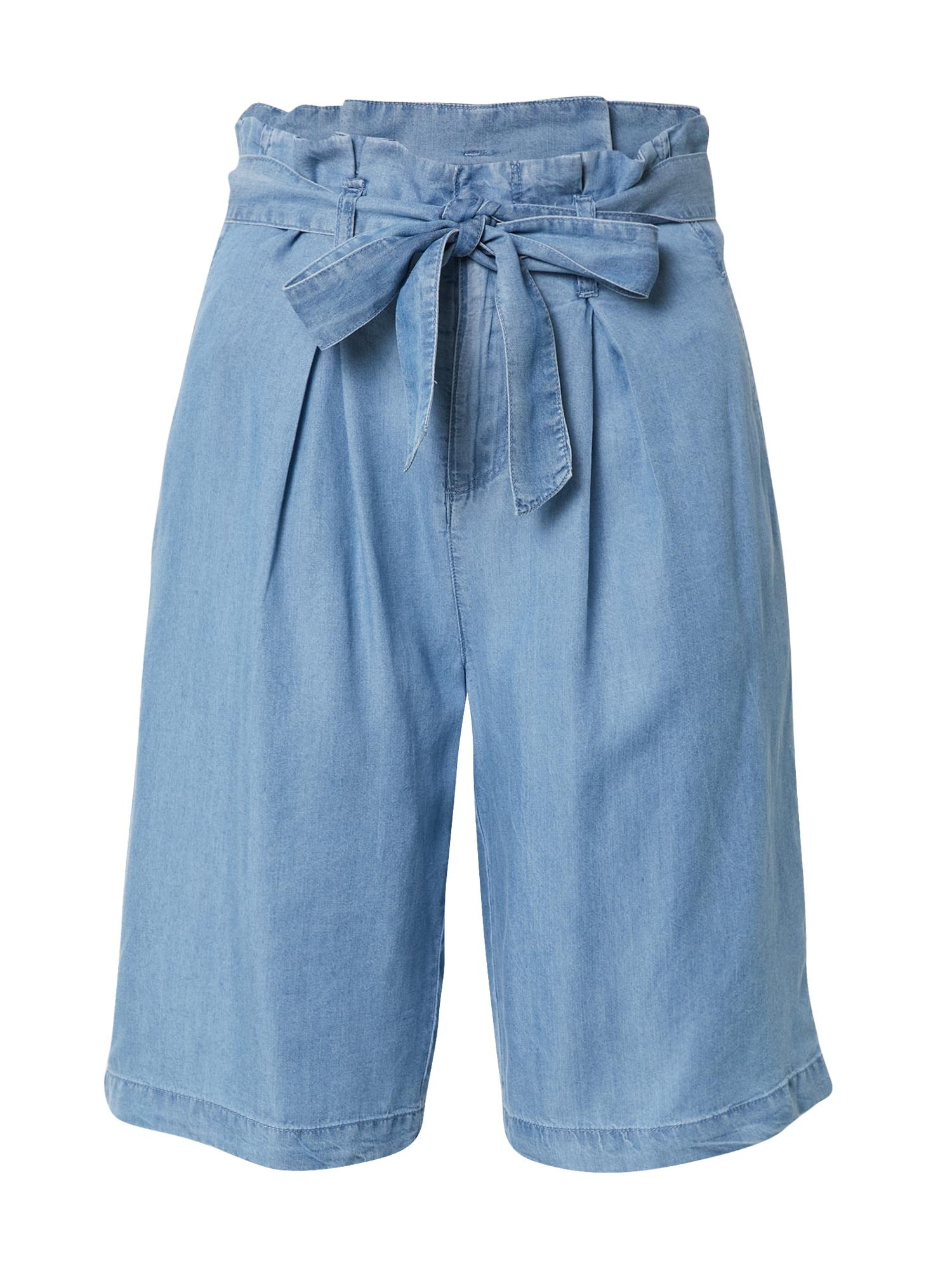 ONLY Džinsai su kantu 'EMMA' tamsiai (džinso) mėlyna