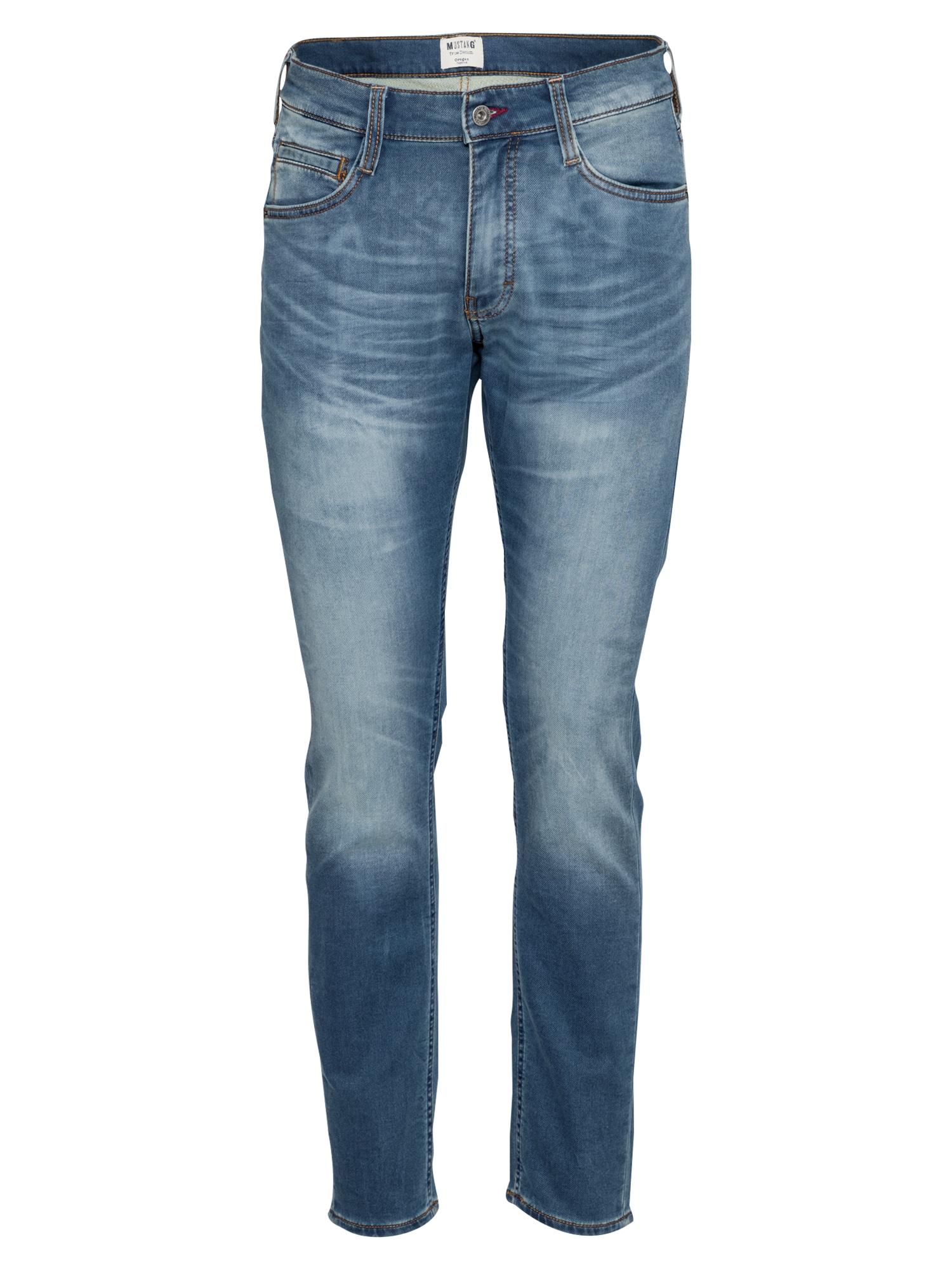 MUSTANG Džinsai tamsiai (džinso) mėlyna
