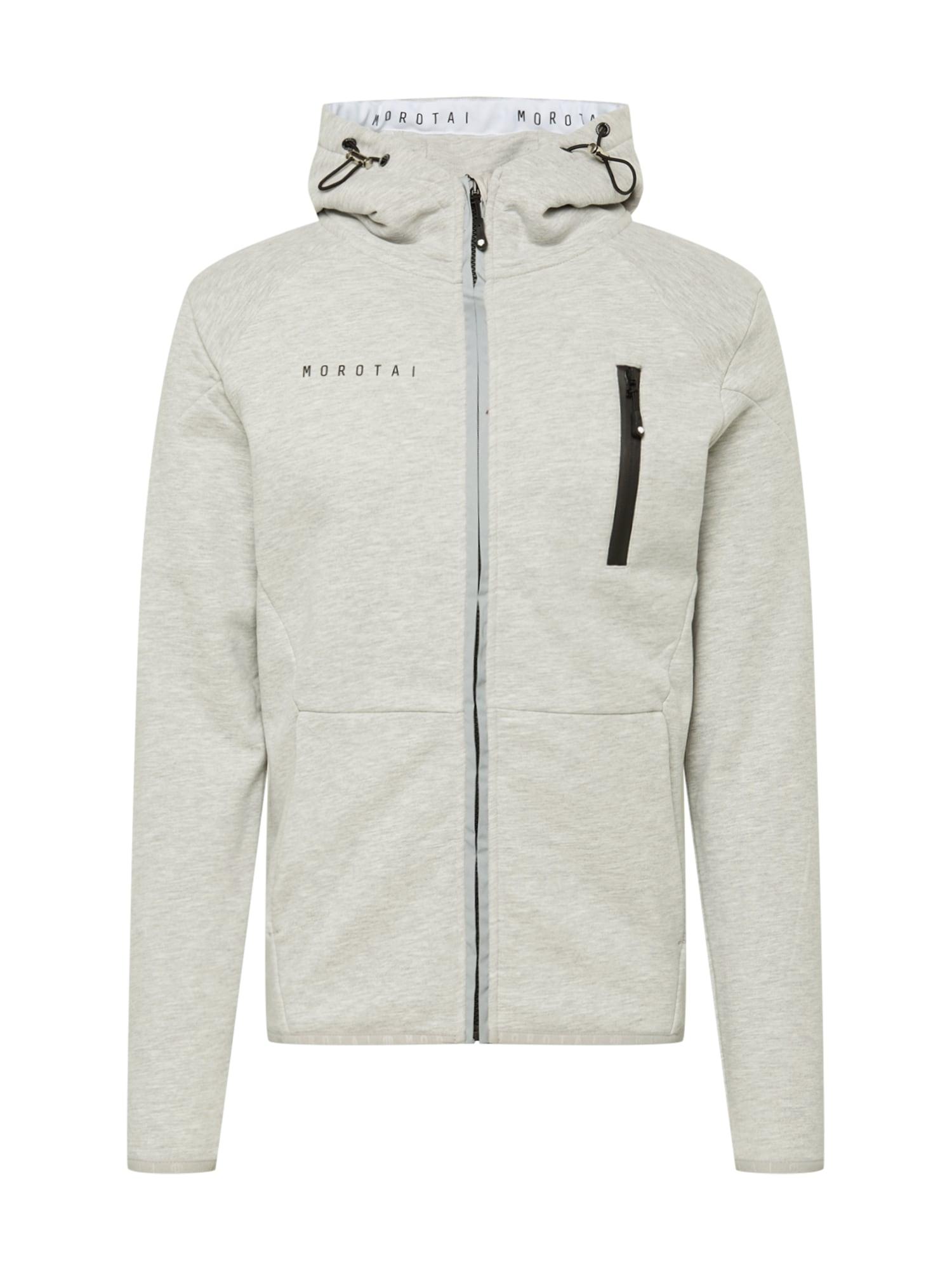MOROTAI Sportinis džemperis pilka