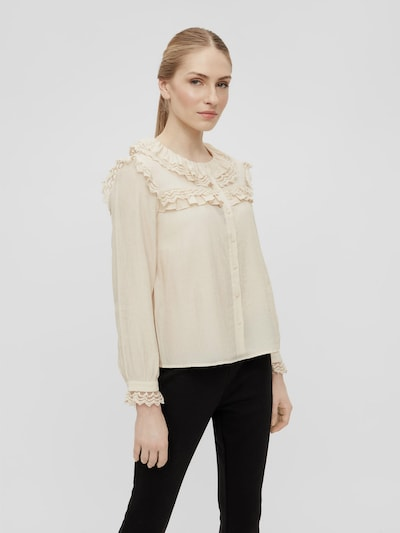 Object Victoriana Langarm Shirt