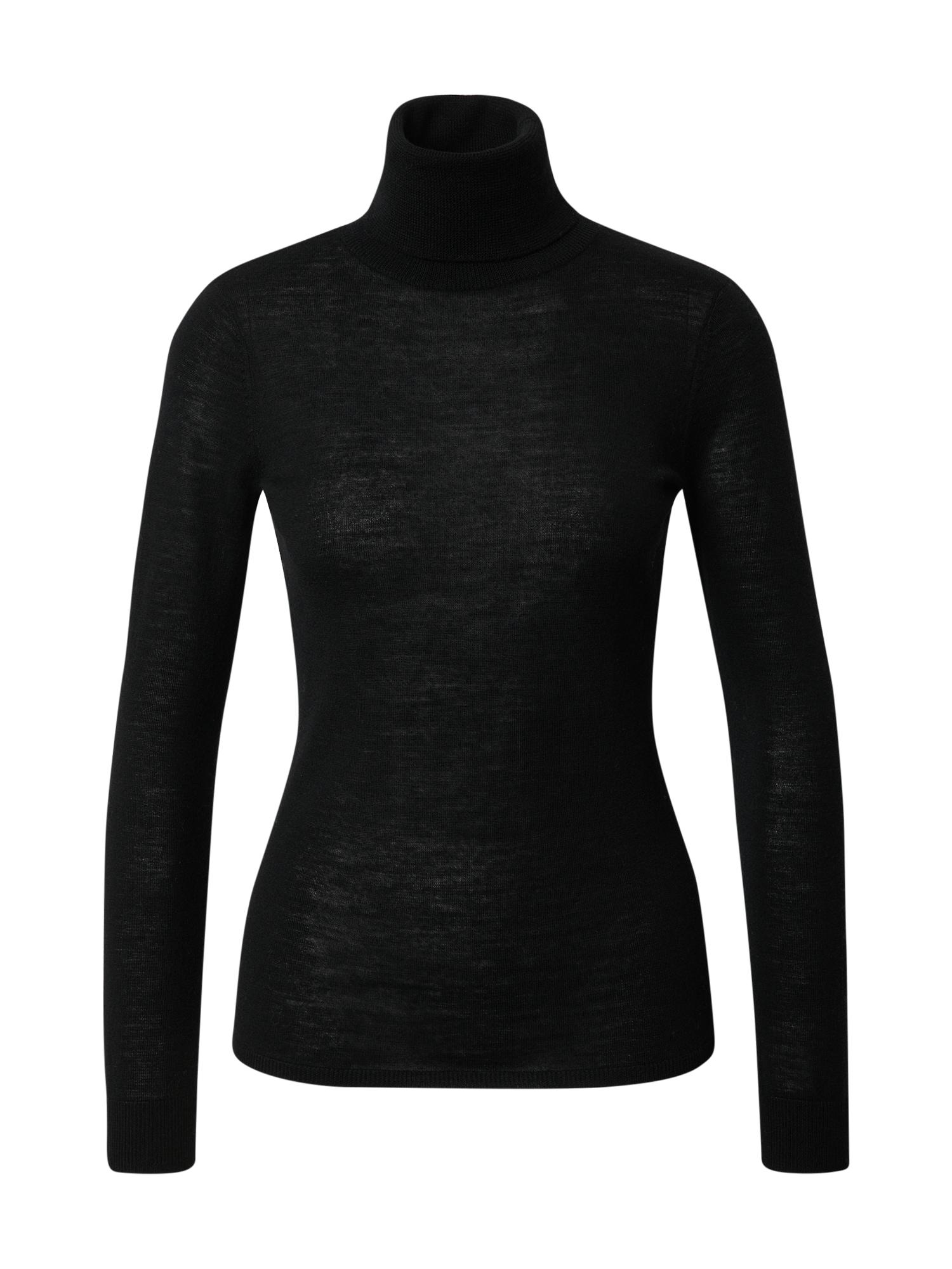 EDITED Megztinis 'Dominique' juoda