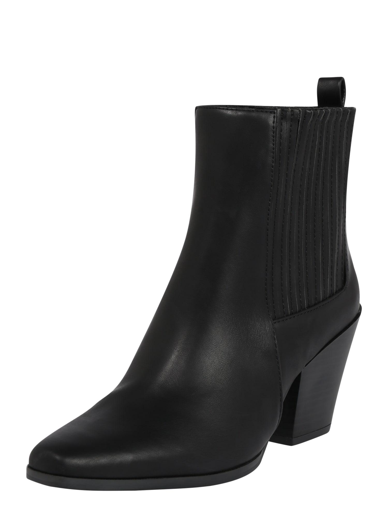Public Desire Kulkšnis dengiantys batai juoda