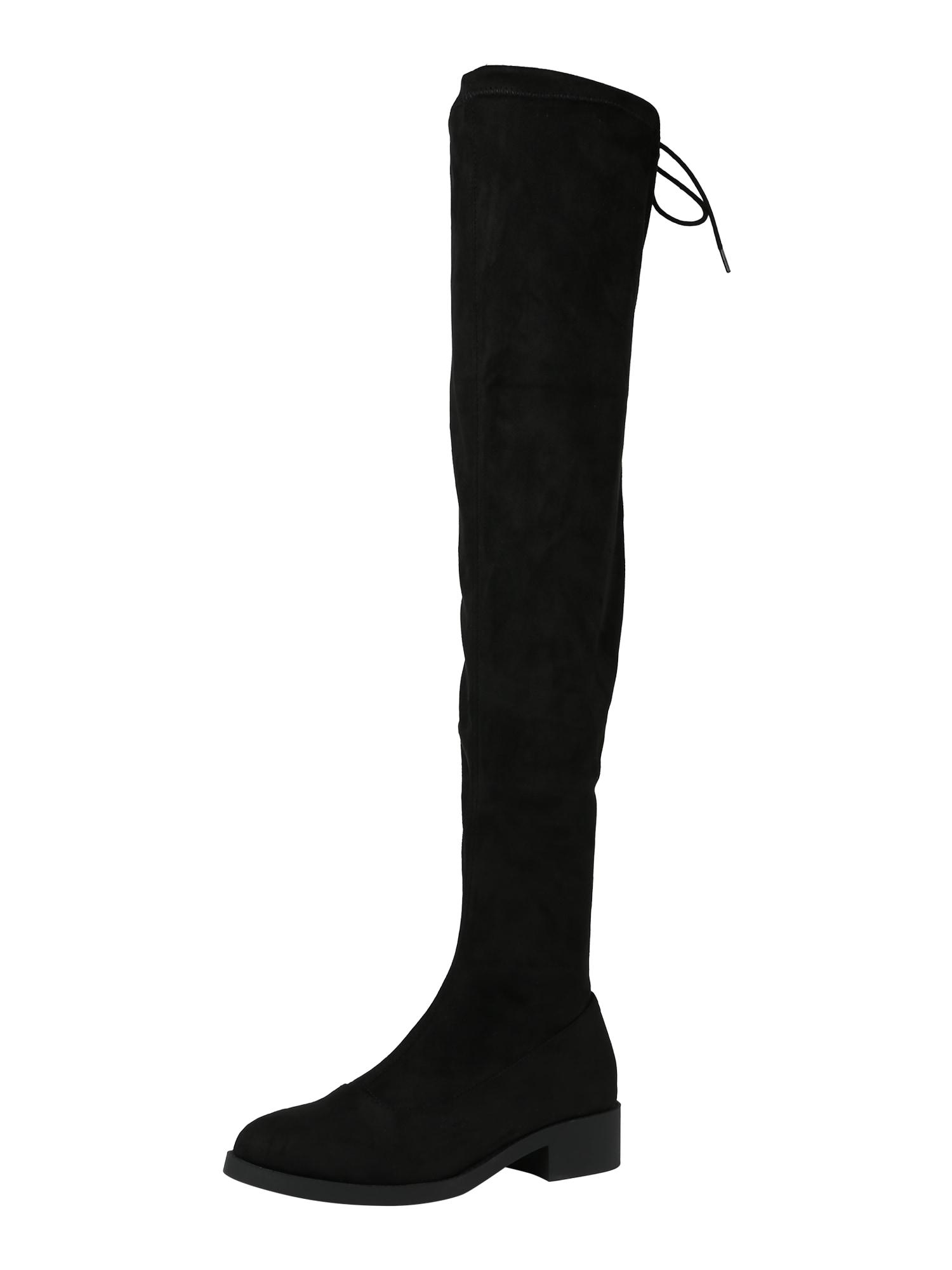 Miss Selfridge Ilgaauliai batai virš kelių