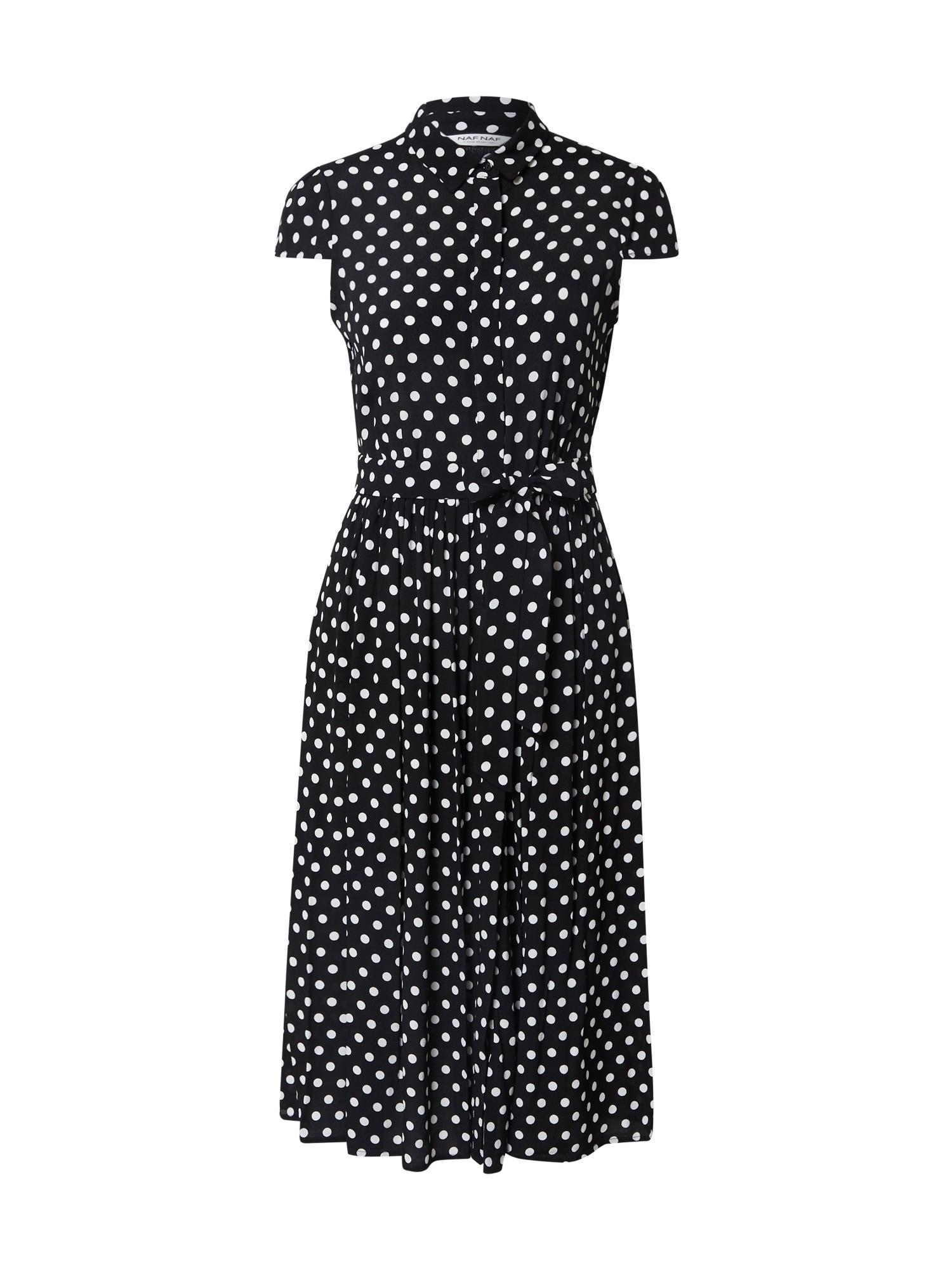 NAF NAF Palaidinės tipo suknelė