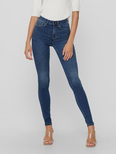 Only Royal Life Skinny Jeans mit hoher Taille