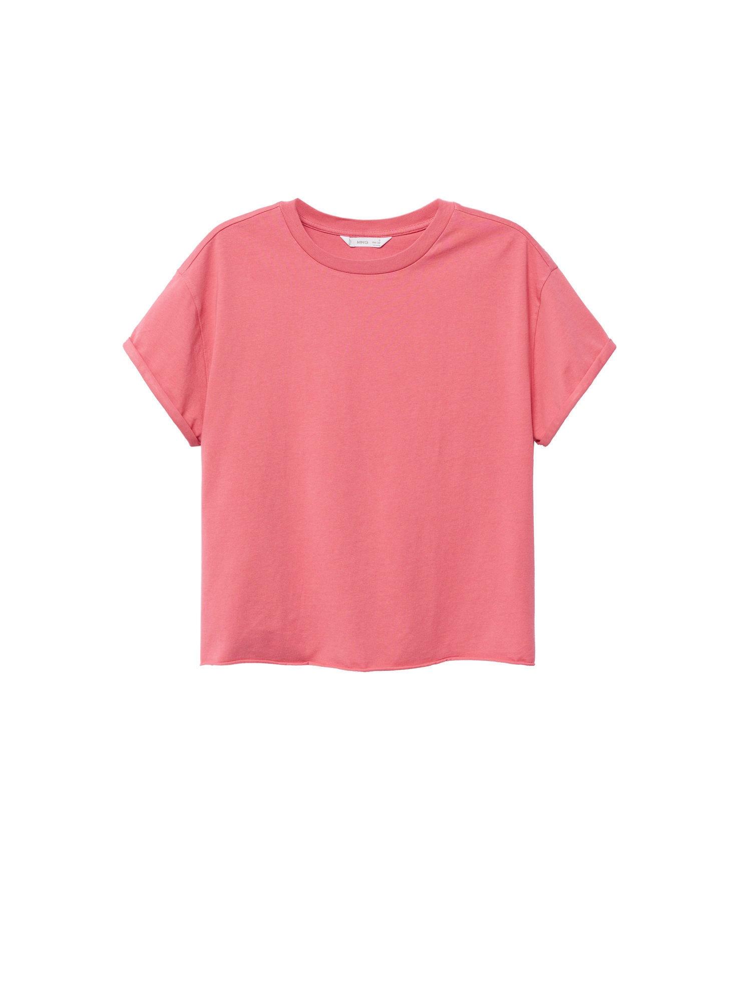 MANGO KIDS Tričko  pink
