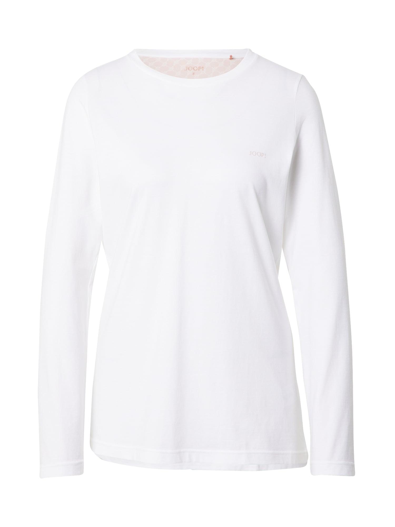 JOOP! Bodywear Pižaminiai marškinėliai balta