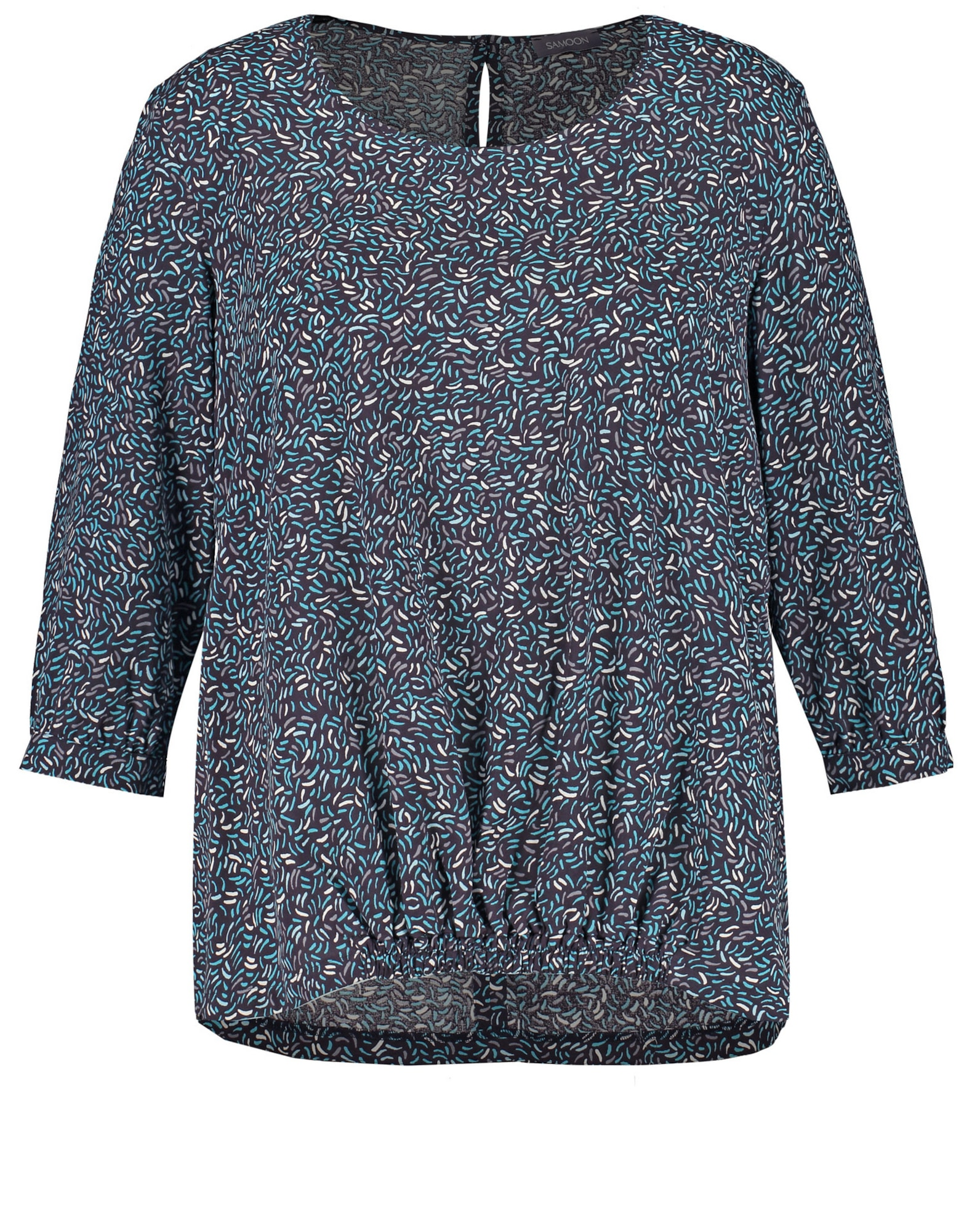 SAMOON Marškinėliai mišrios spalvos